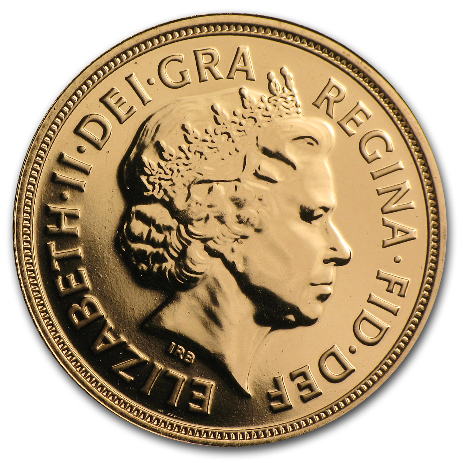 2014 Great Britain Gold Sovereign BU
