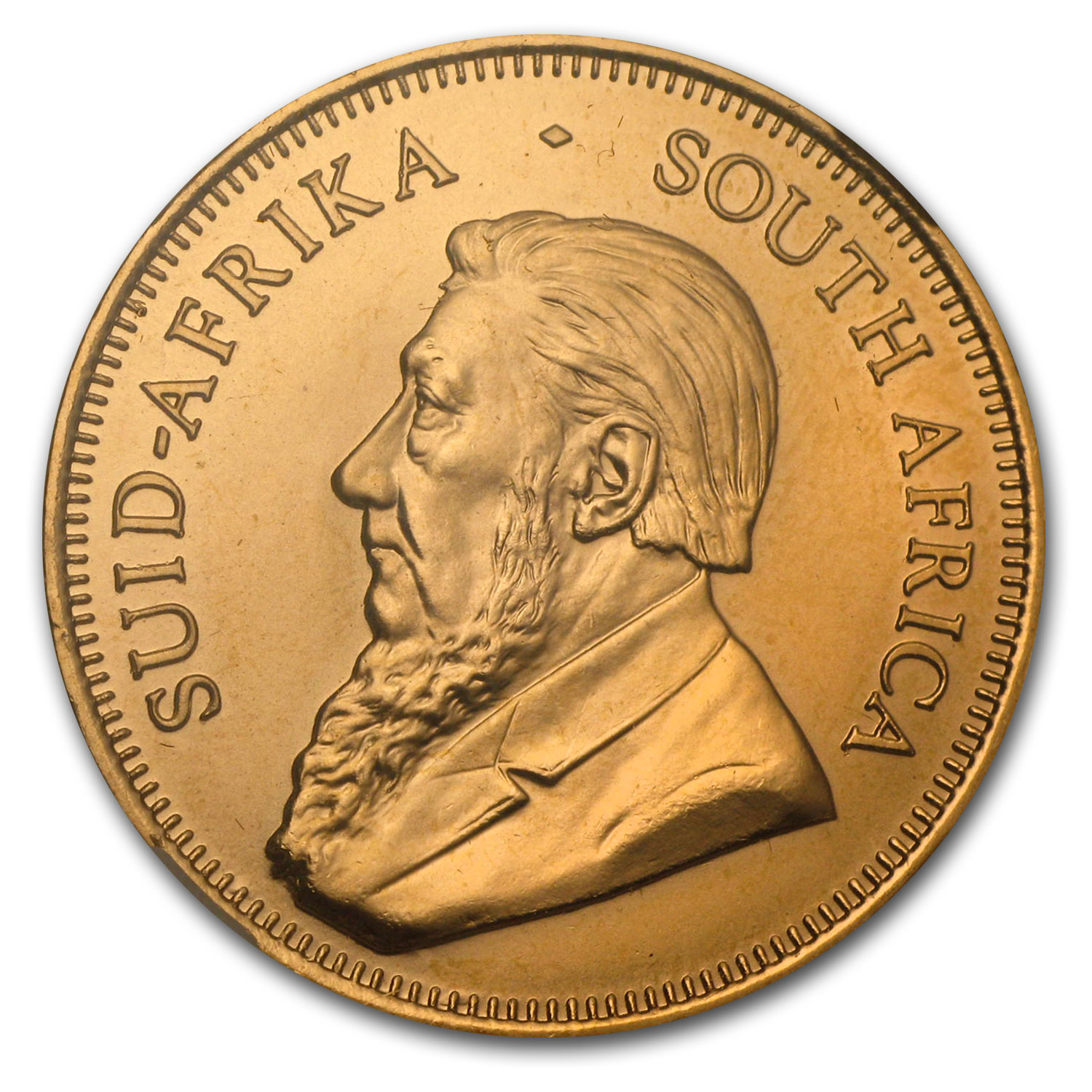 2010 South Africa 1 oz Gold Krugerrand MS-69 NGC