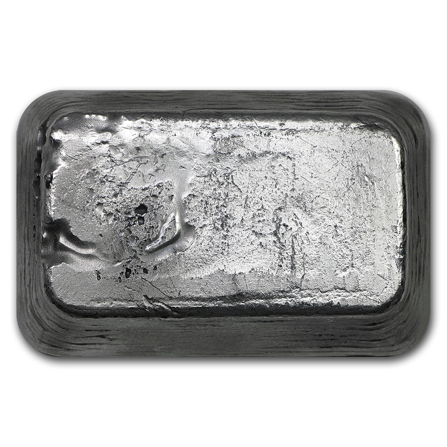 10 oz Silver Bars - Bison Bullion