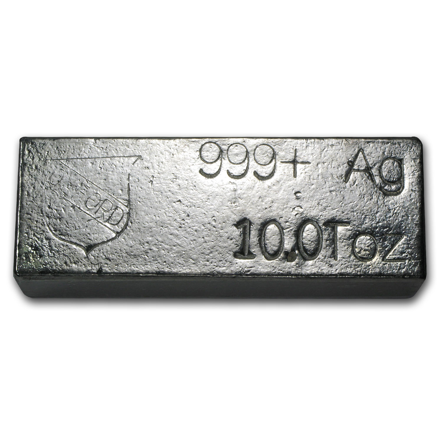 10 oz Silver Bar - Oxford Mint