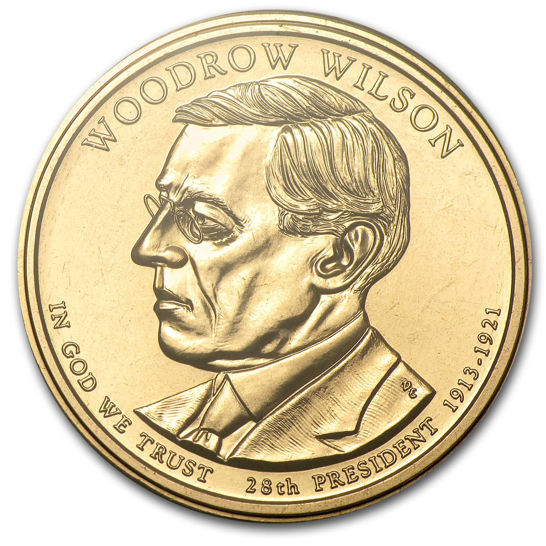 2013 W 6 Coin U S Mint Annual Uncirculated Dollar Set