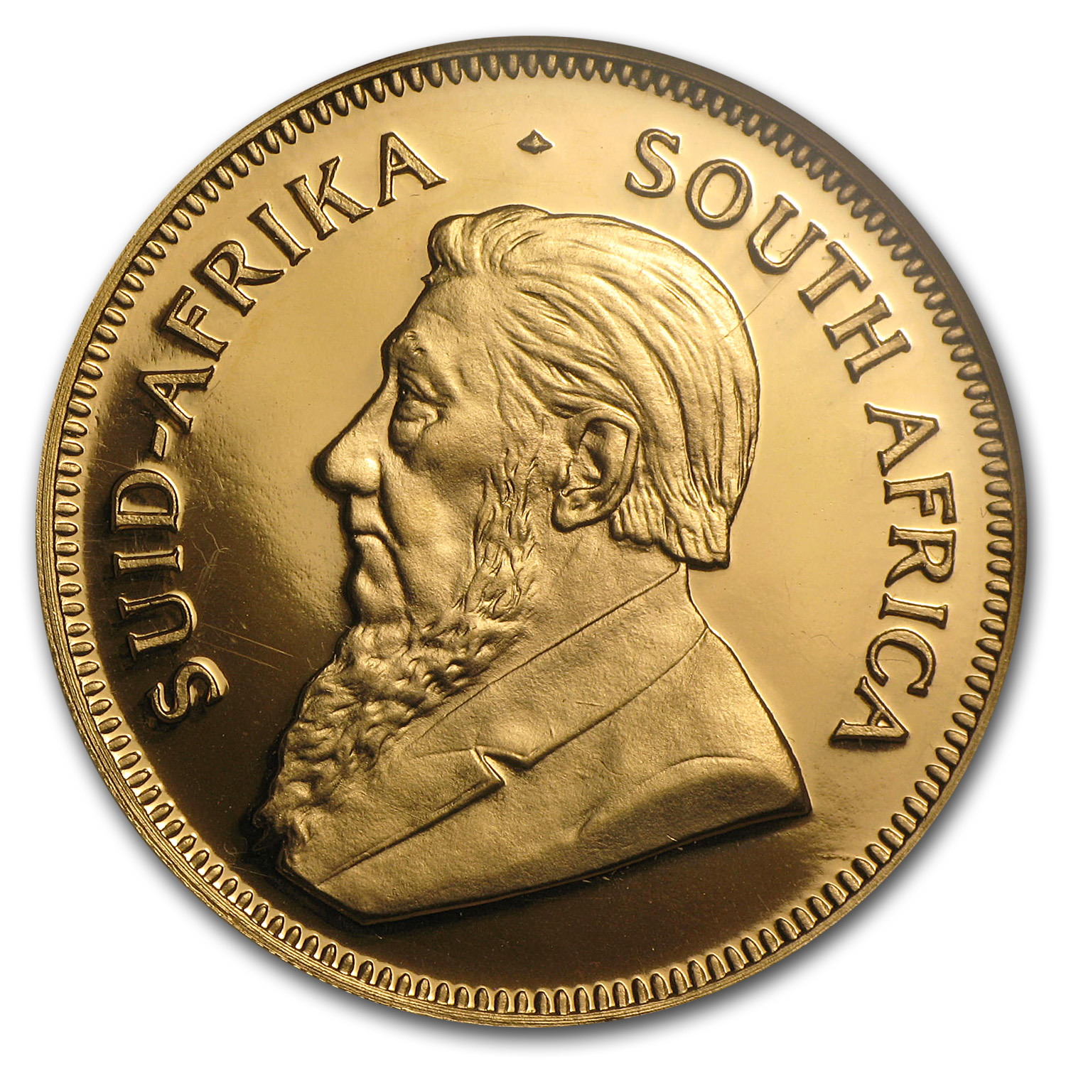 1977 1 oz Gold South African Krugerrand PF-66 Cameo NGC