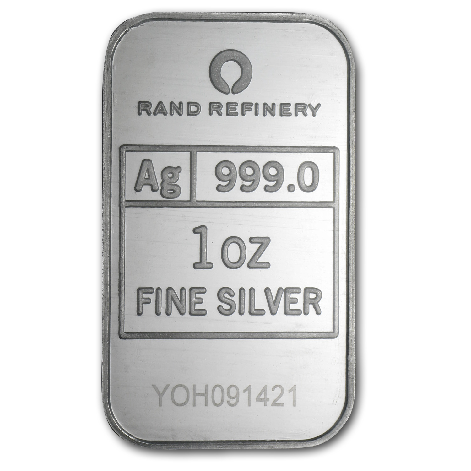1 oz Silver Bars - Rand Refinery (Year of the Horse)
