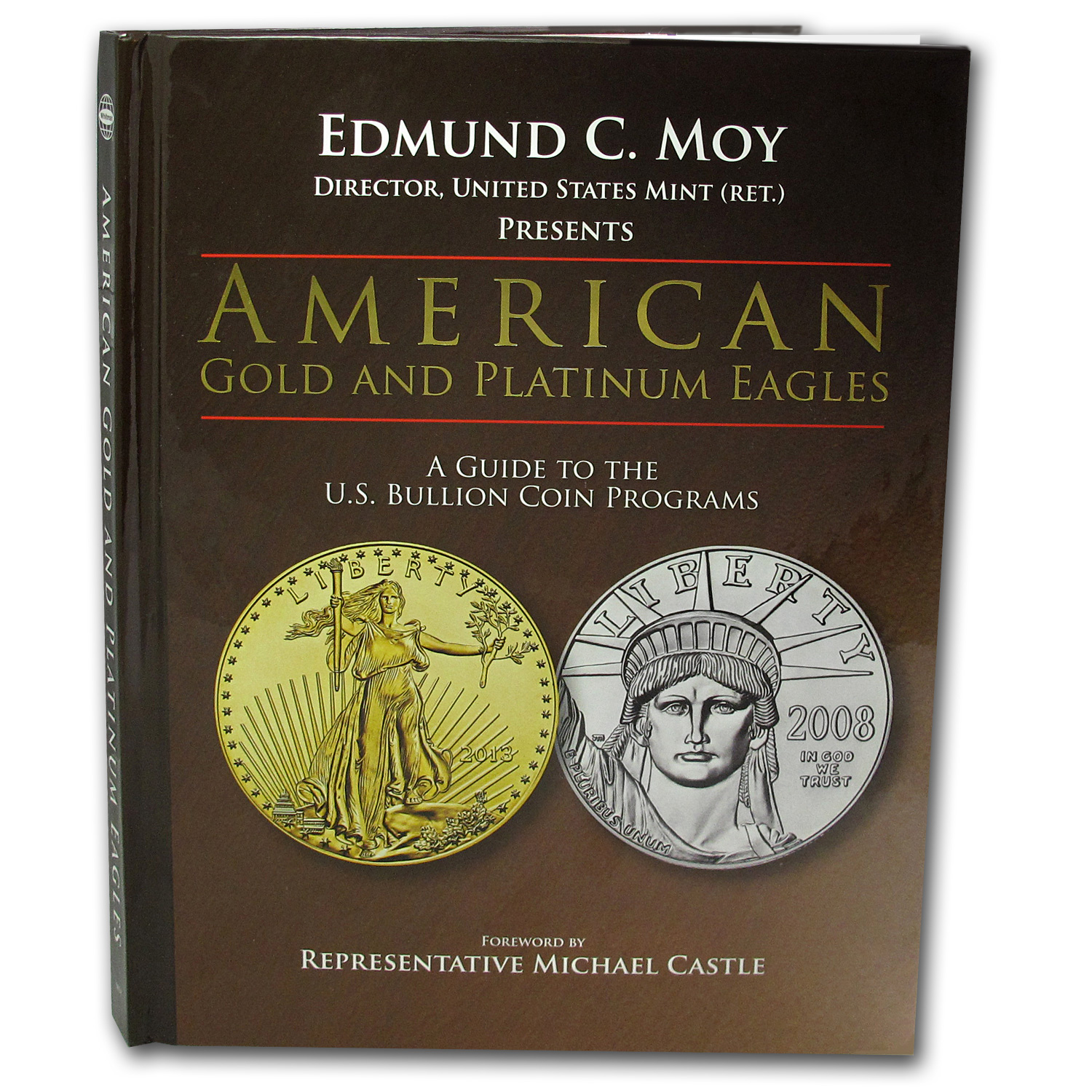 1986-1991 1 oz Gold American Eagle - Roman Numeral Date Set