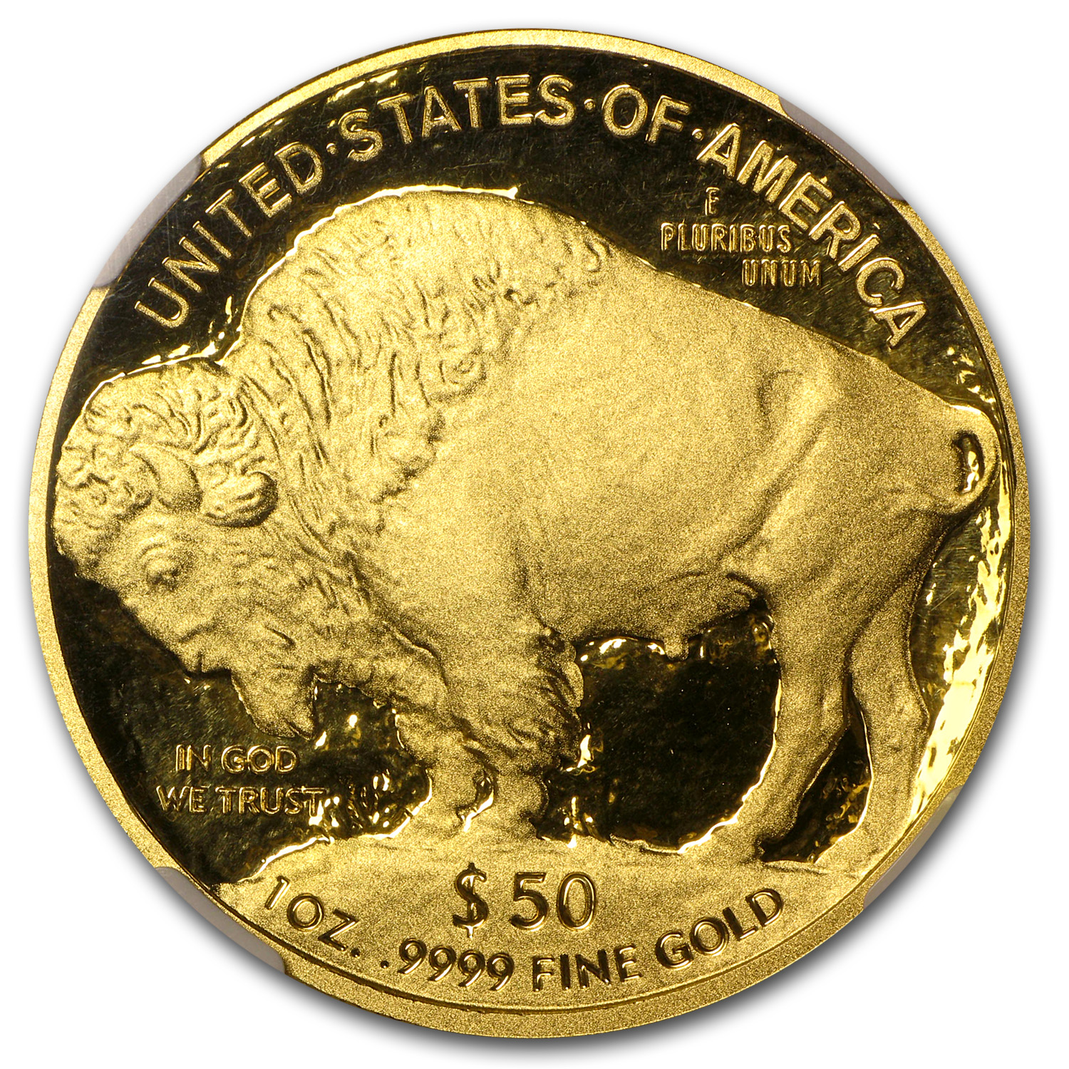 2009-W 1 oz Proof Gold Buffalo PF-70 NGC (Early Releases)