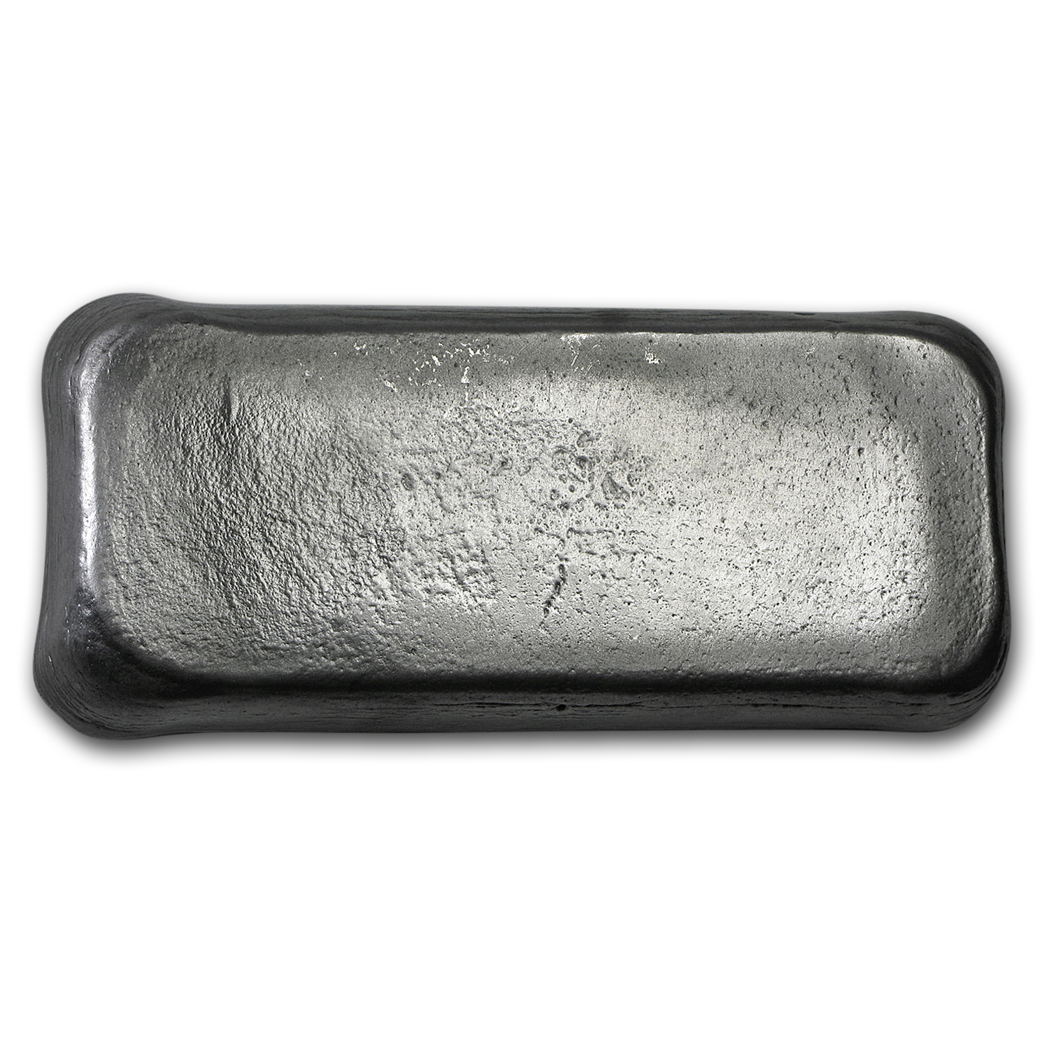 20 oz Silver Bar - Bison Bullion