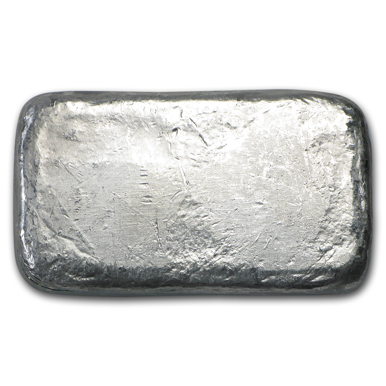 3 oz Silver Bar - Bison Bullion