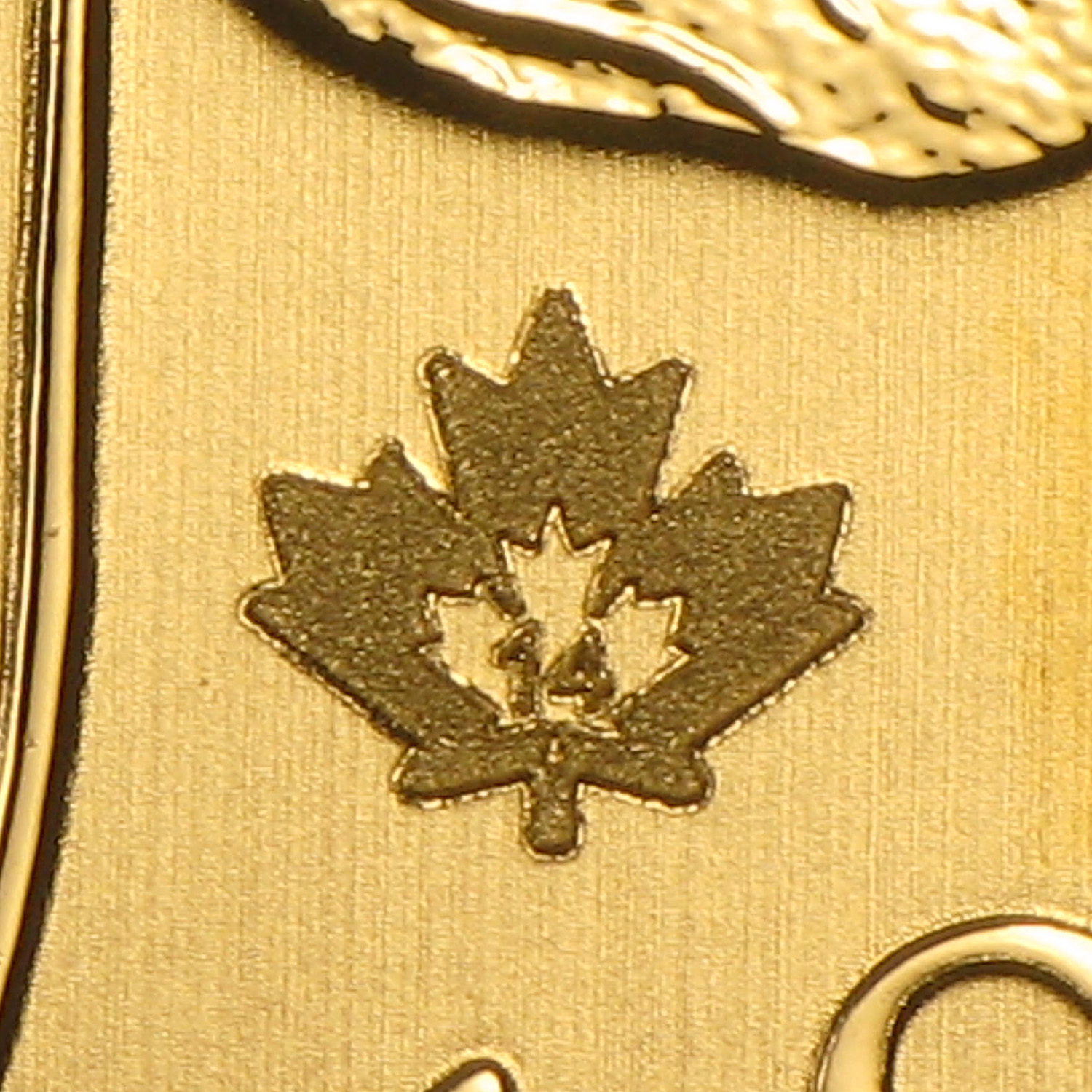 1979-2014 Canada 36-Coin 1 oz Gold Maple Leaf Set BU