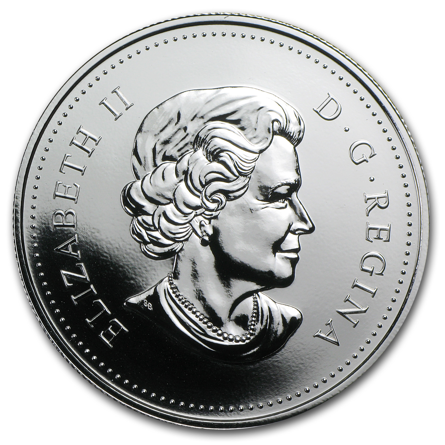 2014 Silver Canadian $1 100th Anniv. of the Declaration of WW1