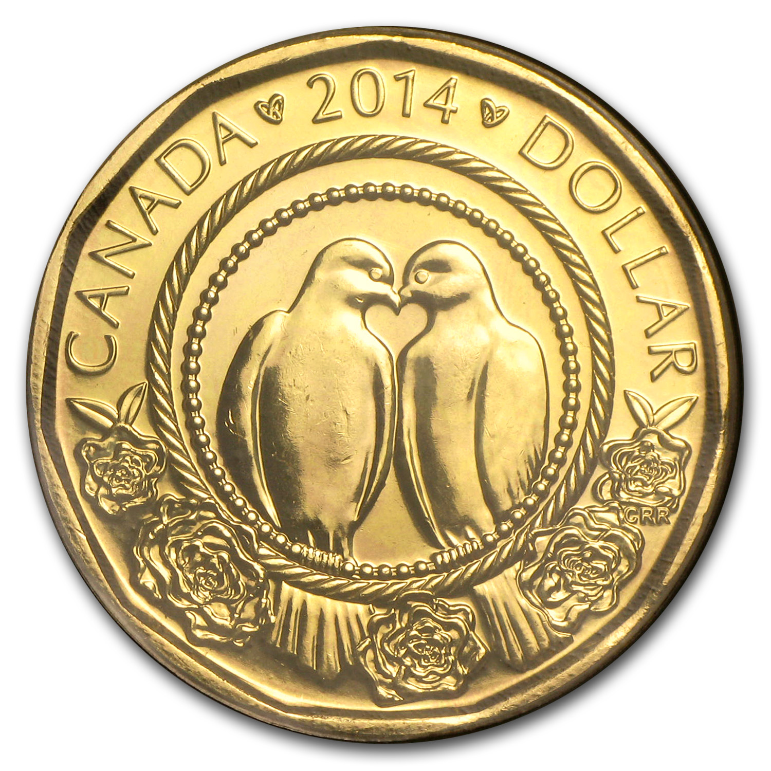 2014 Canada 5-Coin Wedding Gift Set