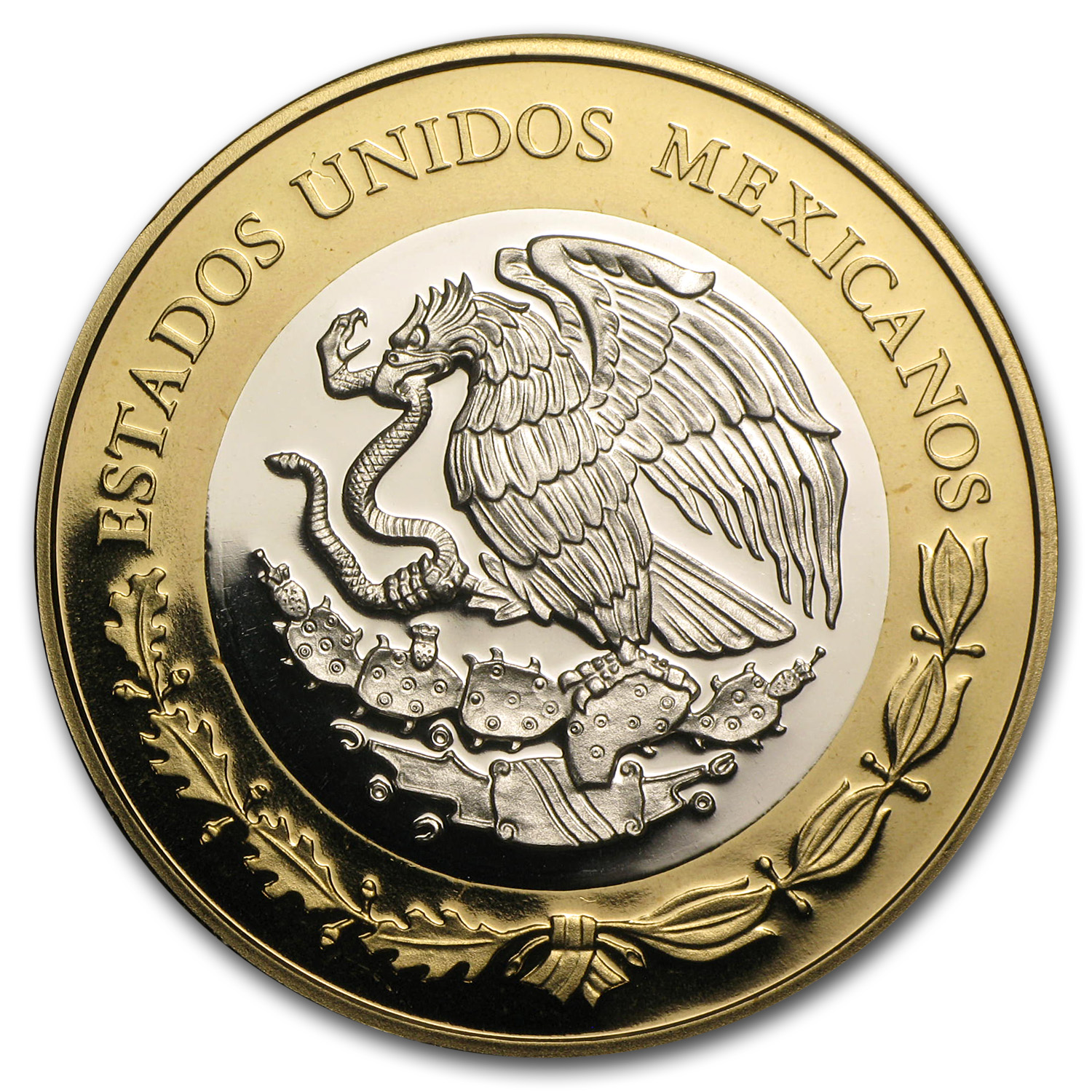 2013 6-Coin Silver Mexican Numismatic Heritage Set (Series III)