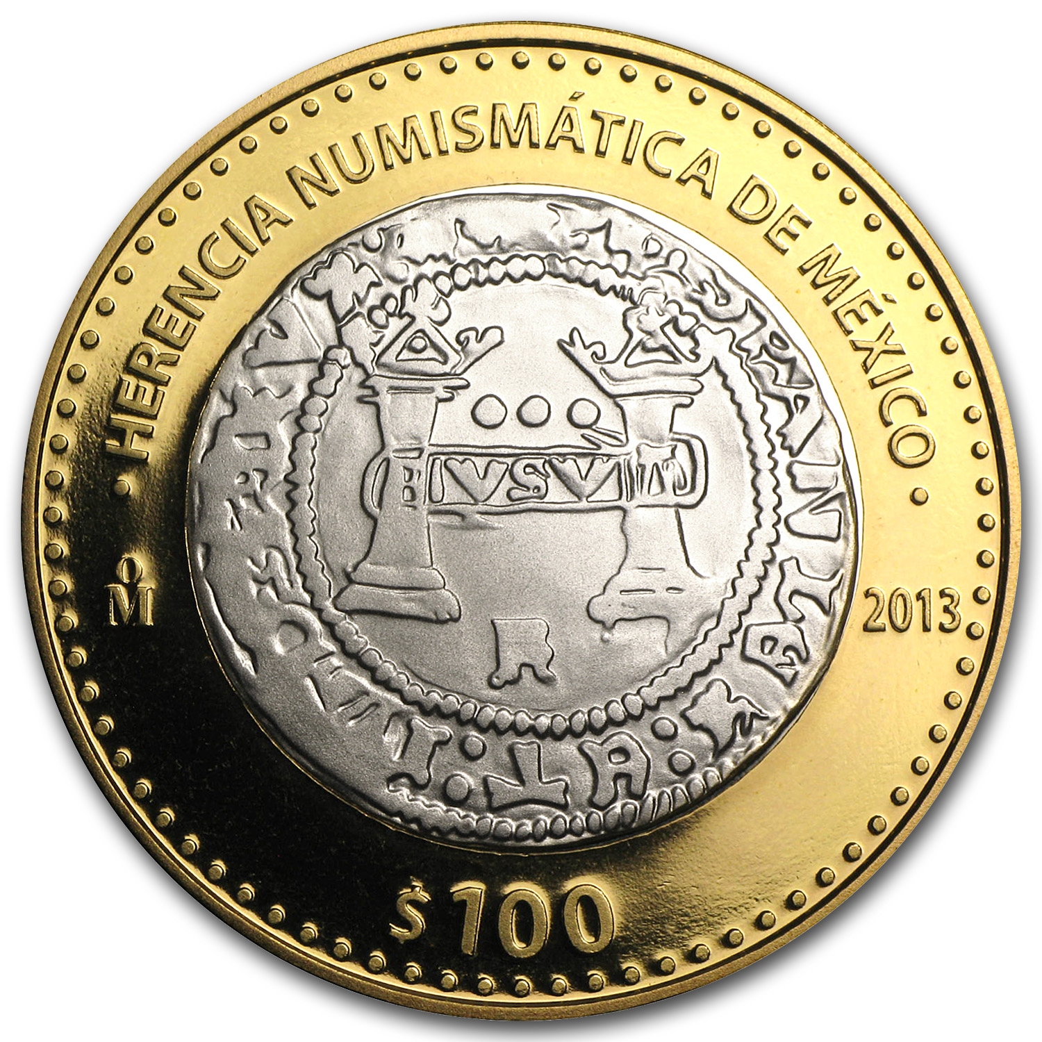 Numismatic Heritage Of Mexico - Series III