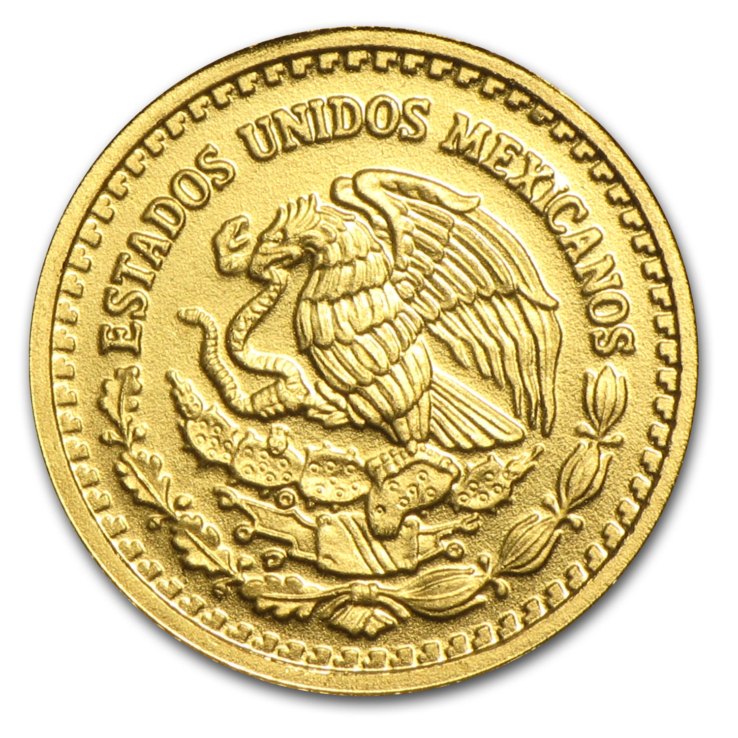 2003 Mexico 1/20 oz Gold Libertad BU