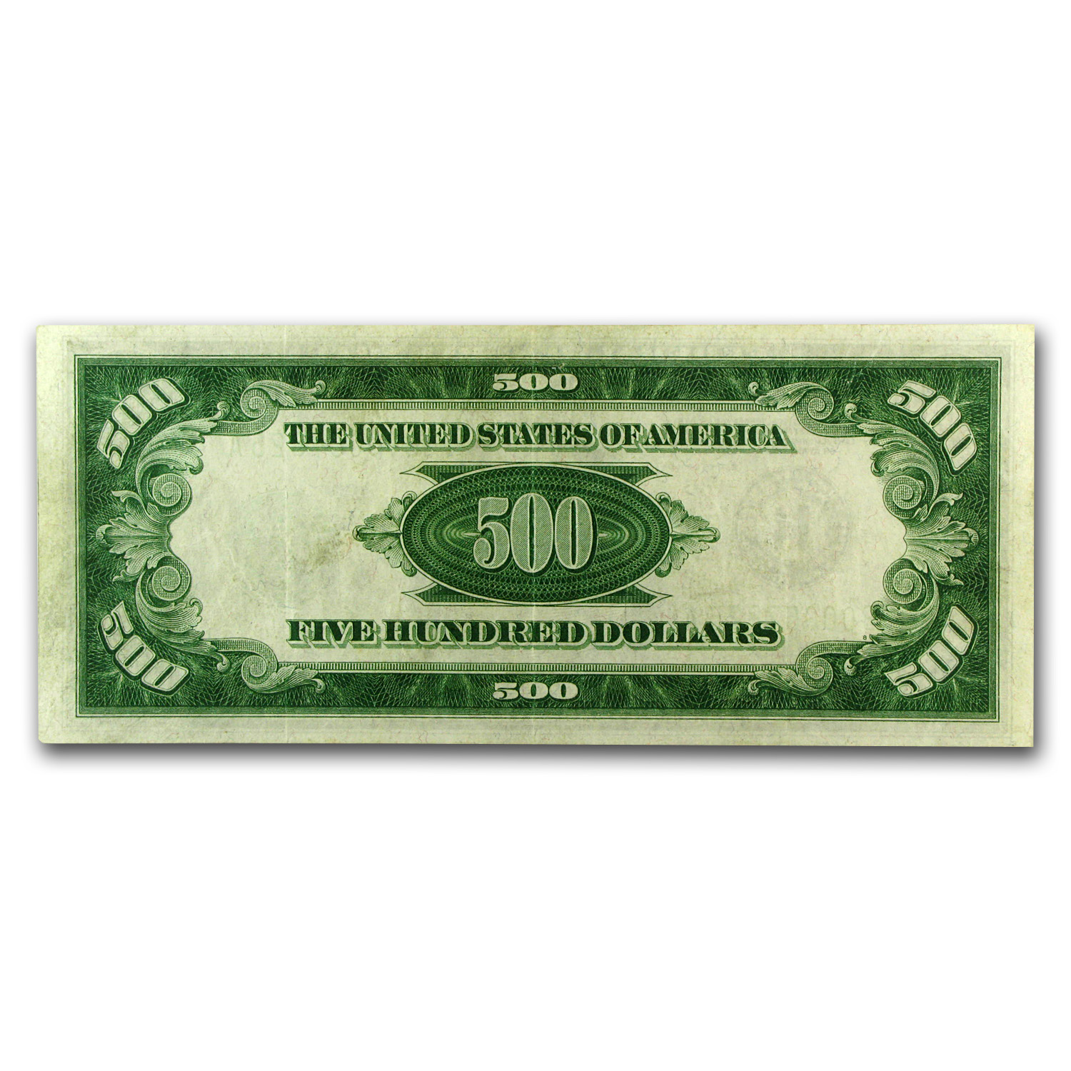 1934 (B-New York) $500 FRN (Very Fine)/(Extra Fine) LGS
