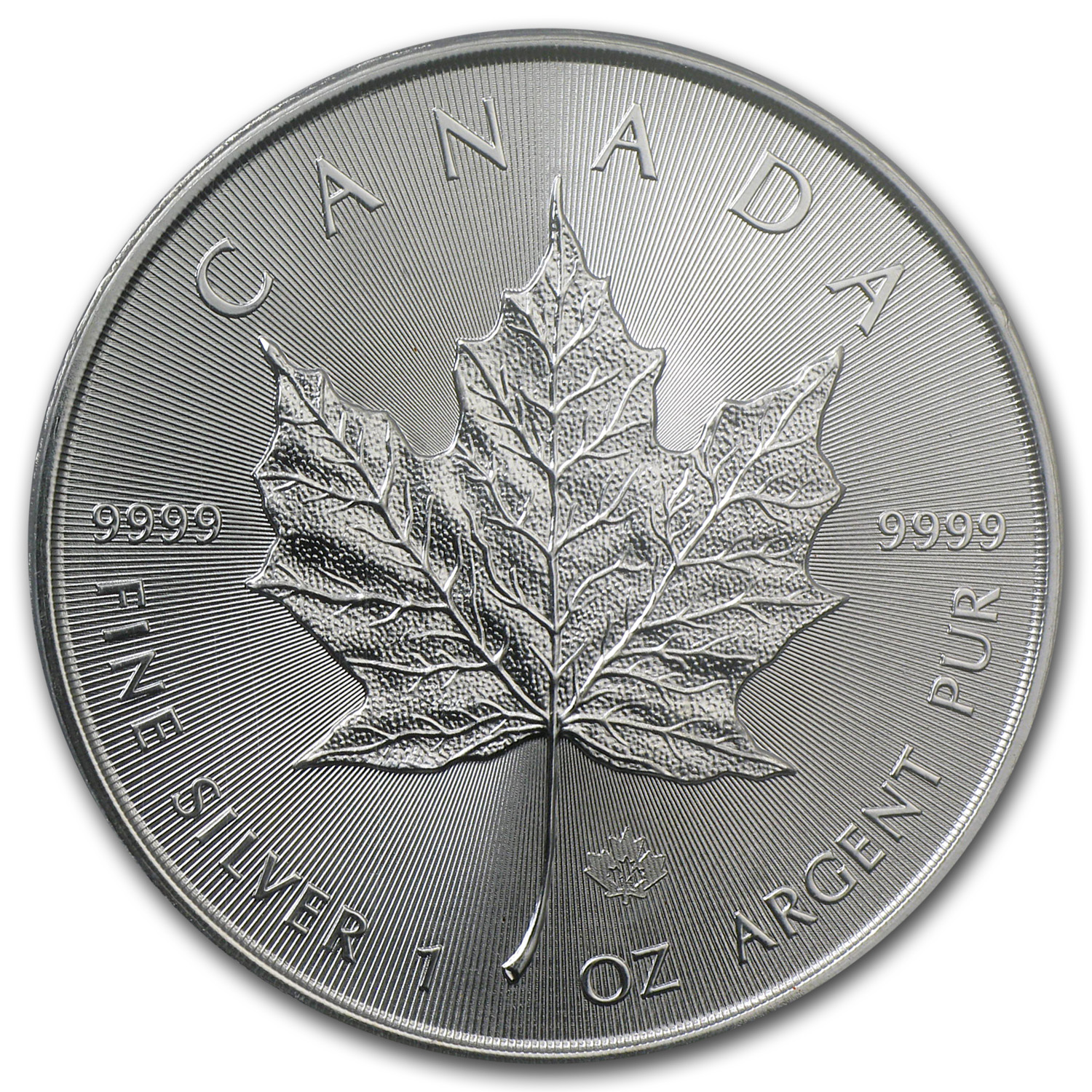 2014 Canada 1 oz Silver Maple Leaf MS-68 PCGS (First Strike)