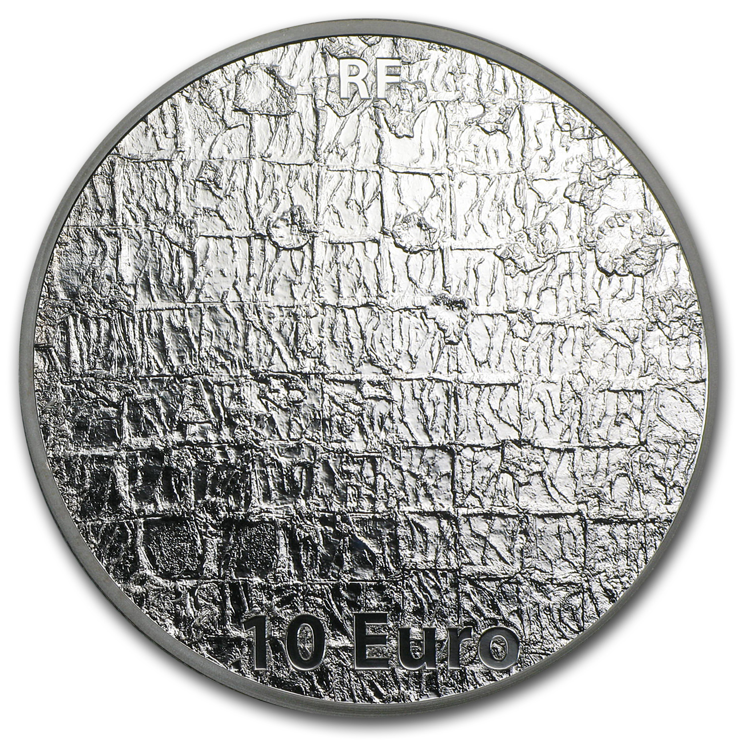2012 France Silver €10 European Program Proof (Yves Klein)