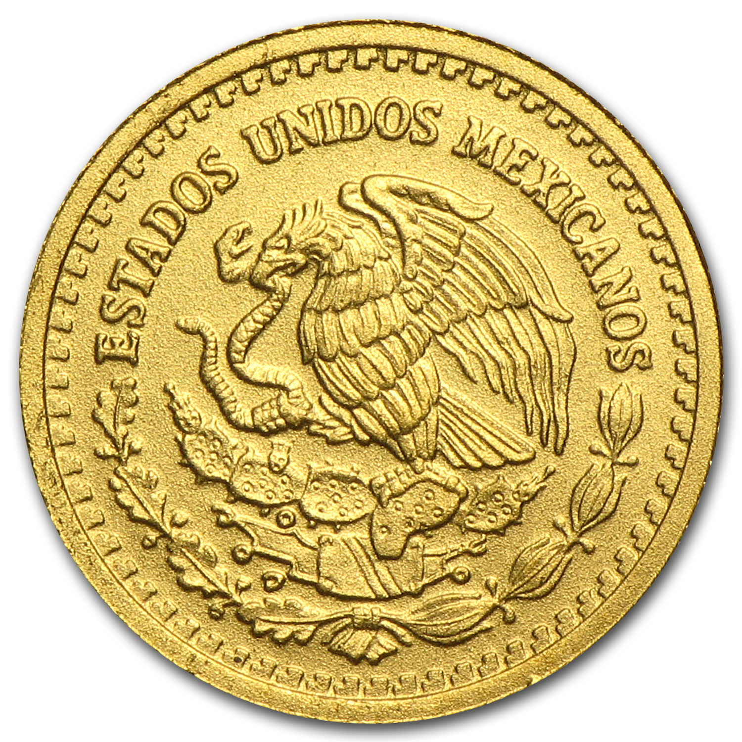 2014 Mexico 1/20 oz Gold Libertad BU