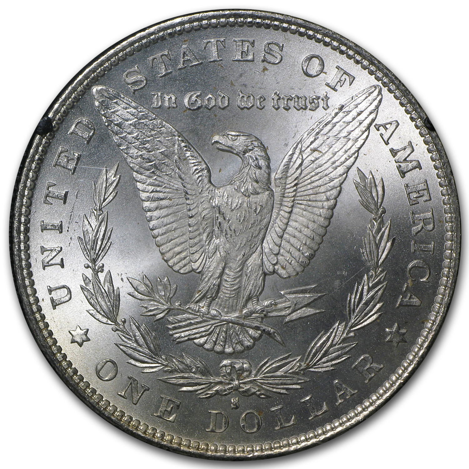1879-S Morgan Dollar MS-64 NGC (GSA)