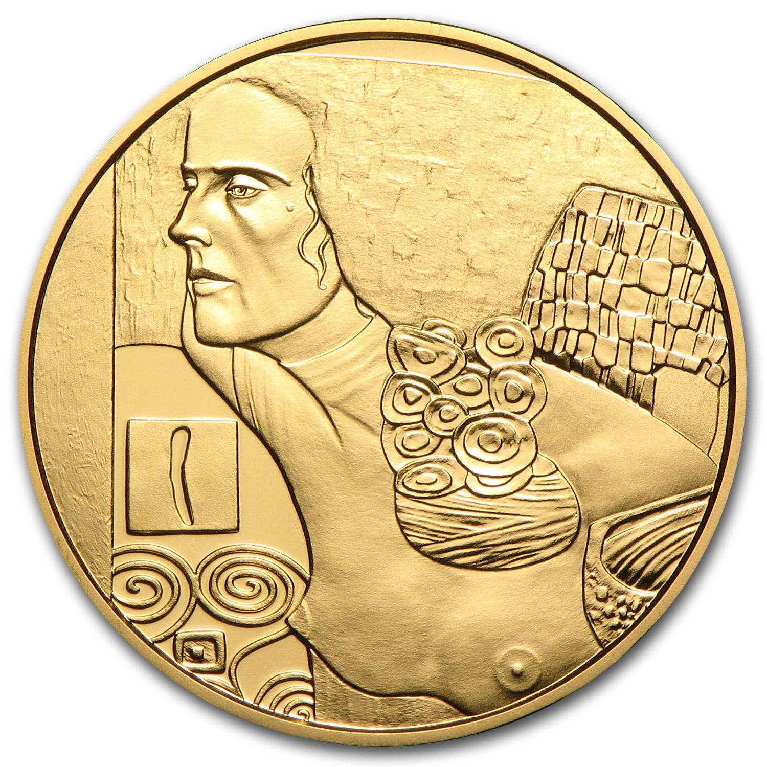 2014 Austria Gold Proof €50 Klimt Series (Judith II)