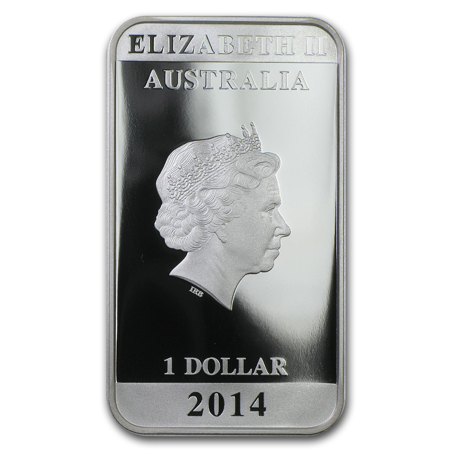 2014 Australia 1 oz Silver Posters of WWI Proof (Enlistment)