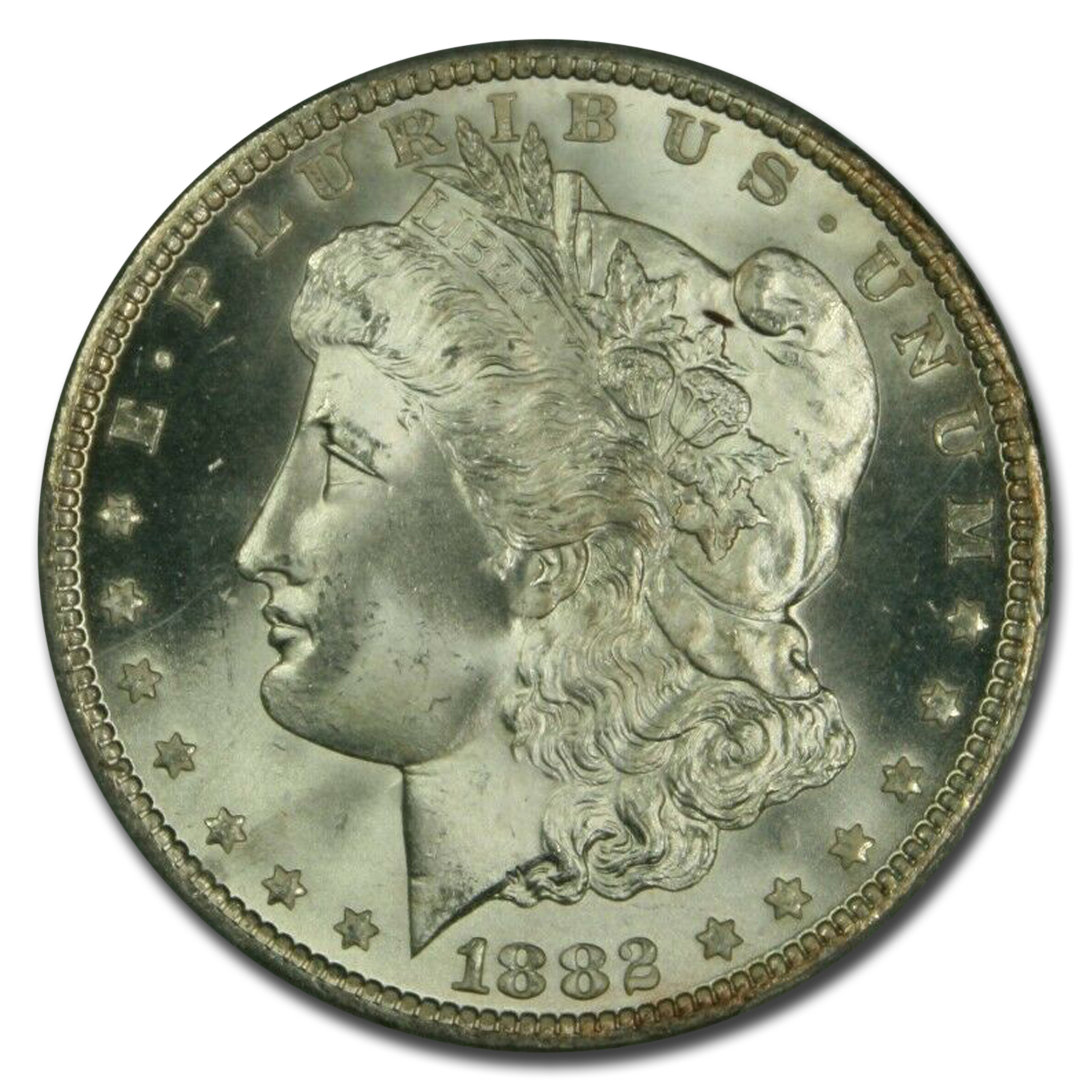 1882-CC Morgan Dollar MS-66 PCGS