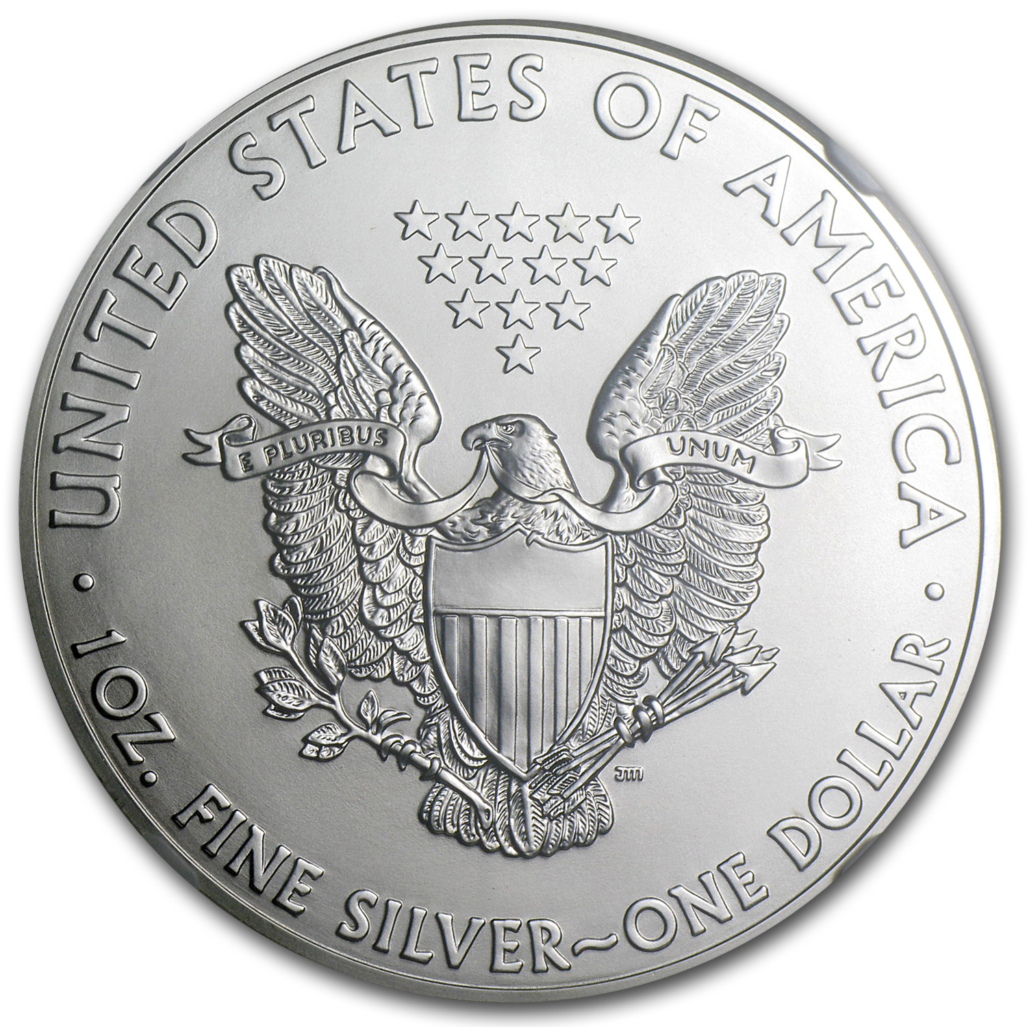 2013 Silver American Eagle - MS-70 NGC - ALS Label