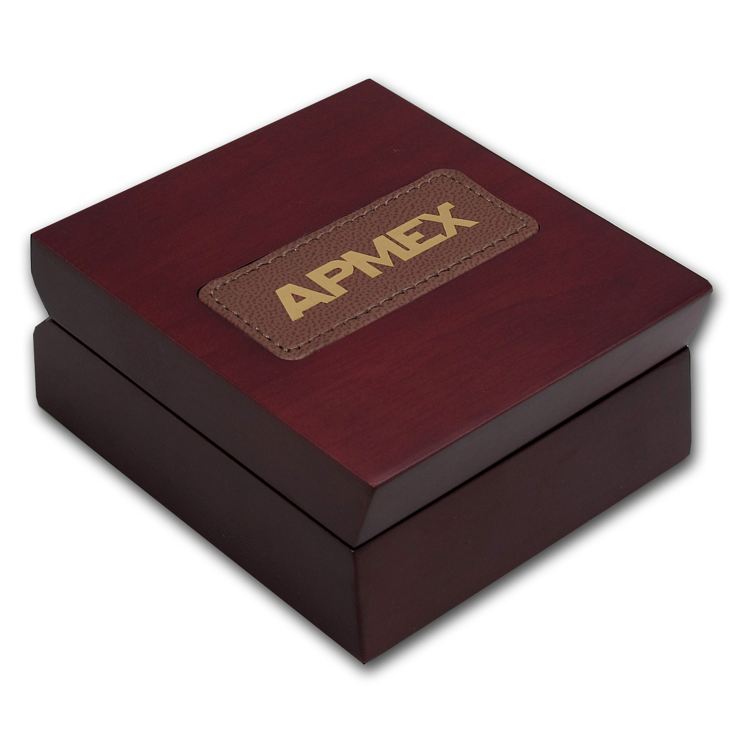 APMEX Wood Presentation Box - 1/20 oz Perth Gold Series 1 & 2