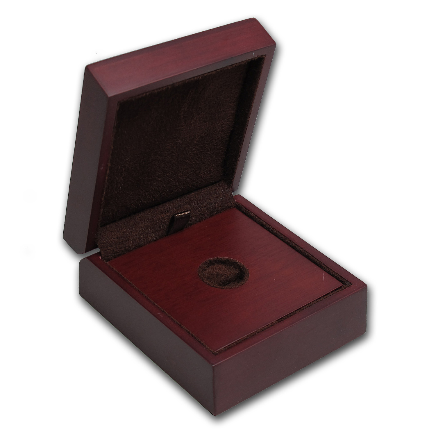 APMEX Wood Presentation Box - 1/10 oz Perth Gold Series 1 & 2