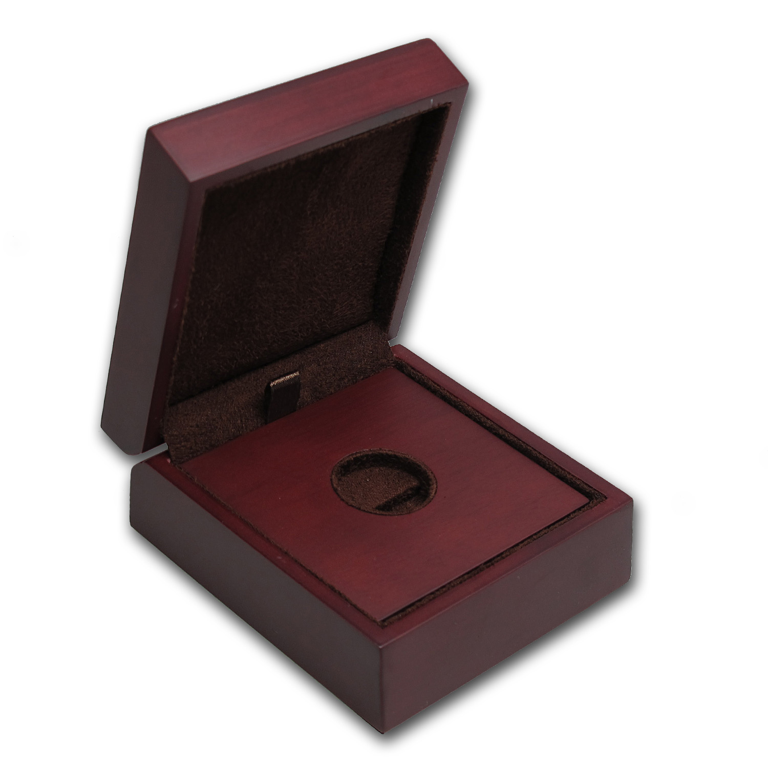 APMEX Wood Presentation Box - 1/4 oz Perth Gold Series 2