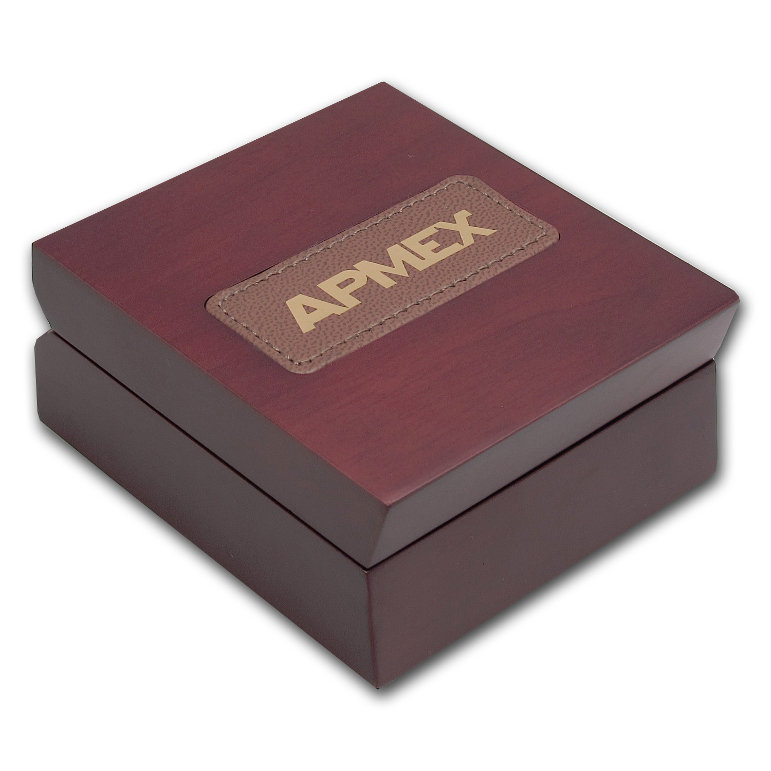 APMEX Wood Presentation Box - 10 oz Credit Suisse Gold Bar
