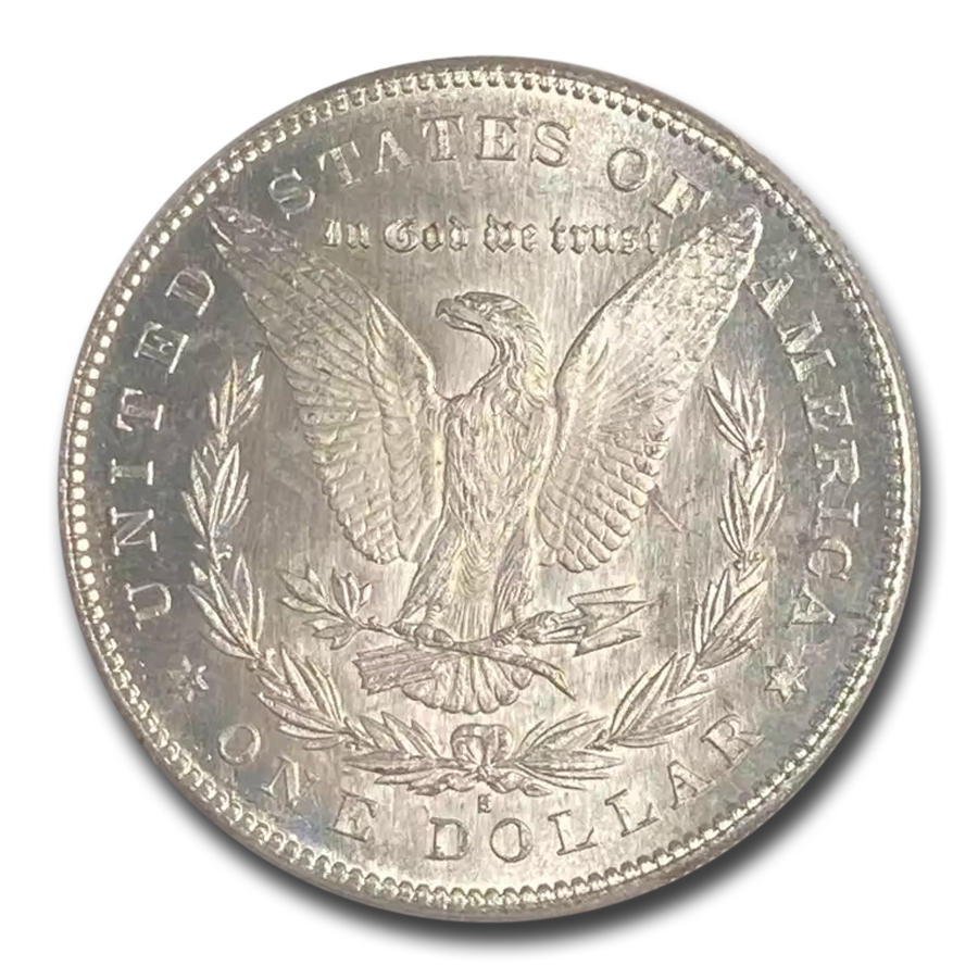 1878-S Morgan Dollar - MS-64 PL Proof Like PCGS