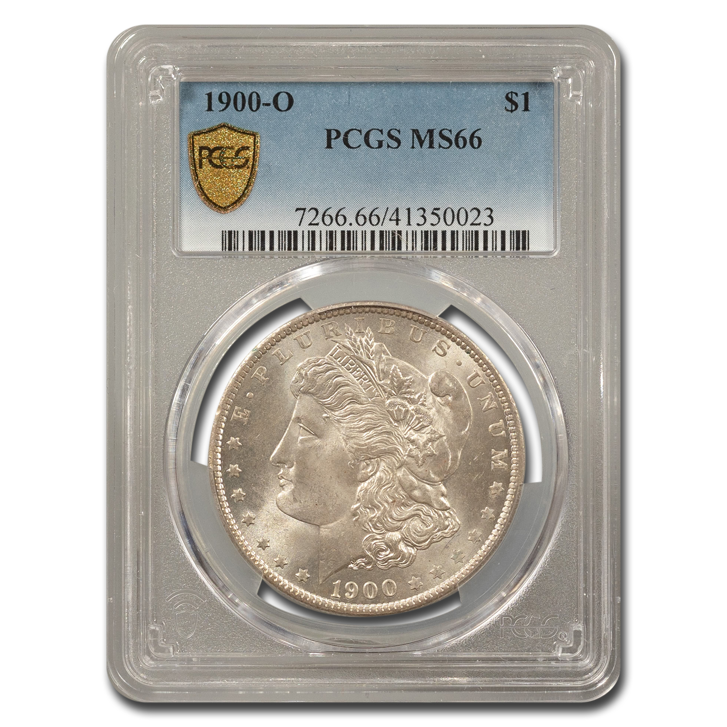 1900-O Morgan Dollar MS-66 PCGS