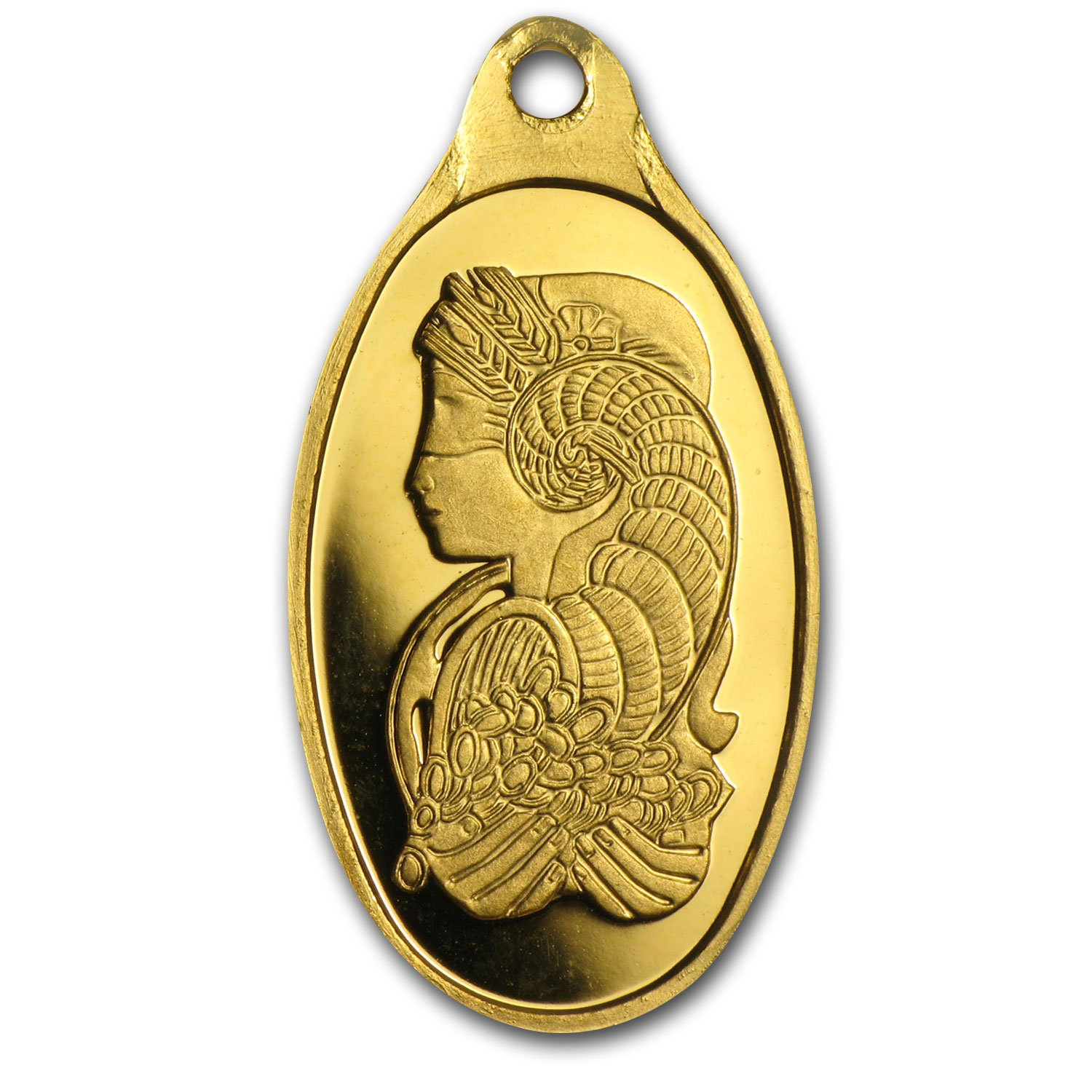 2 5 Gram Gold Pendant Pamp Suisse Fortuna Pamp