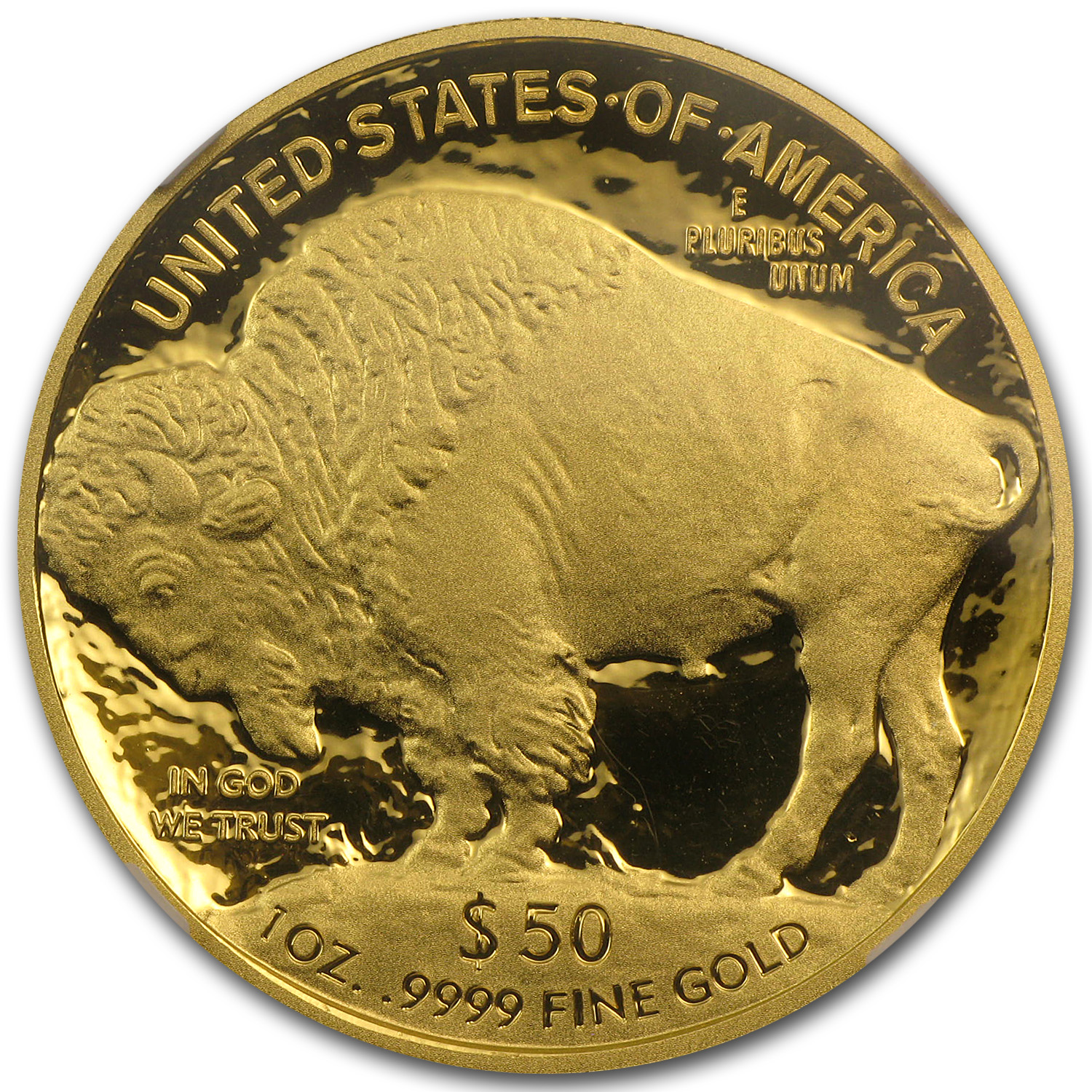 2013-W 1 oz Proof Gold Buffalo PF-69 NGC (ANA Releases)