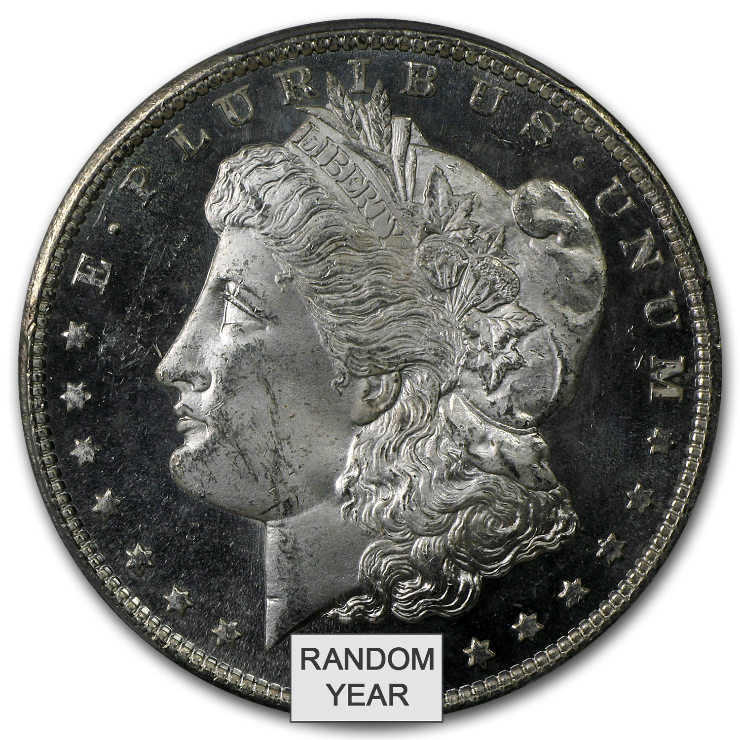 1878-1904 Morgan Dollars - MS-64 DMPL Deep Mirror Proof Like PCGS