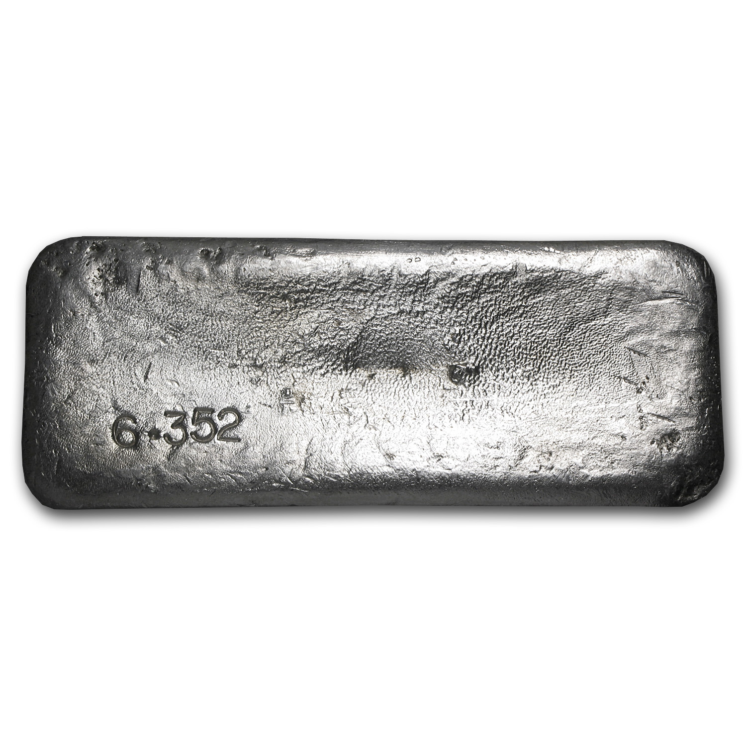 27.50 oz Silver Bar - Golden Analytical