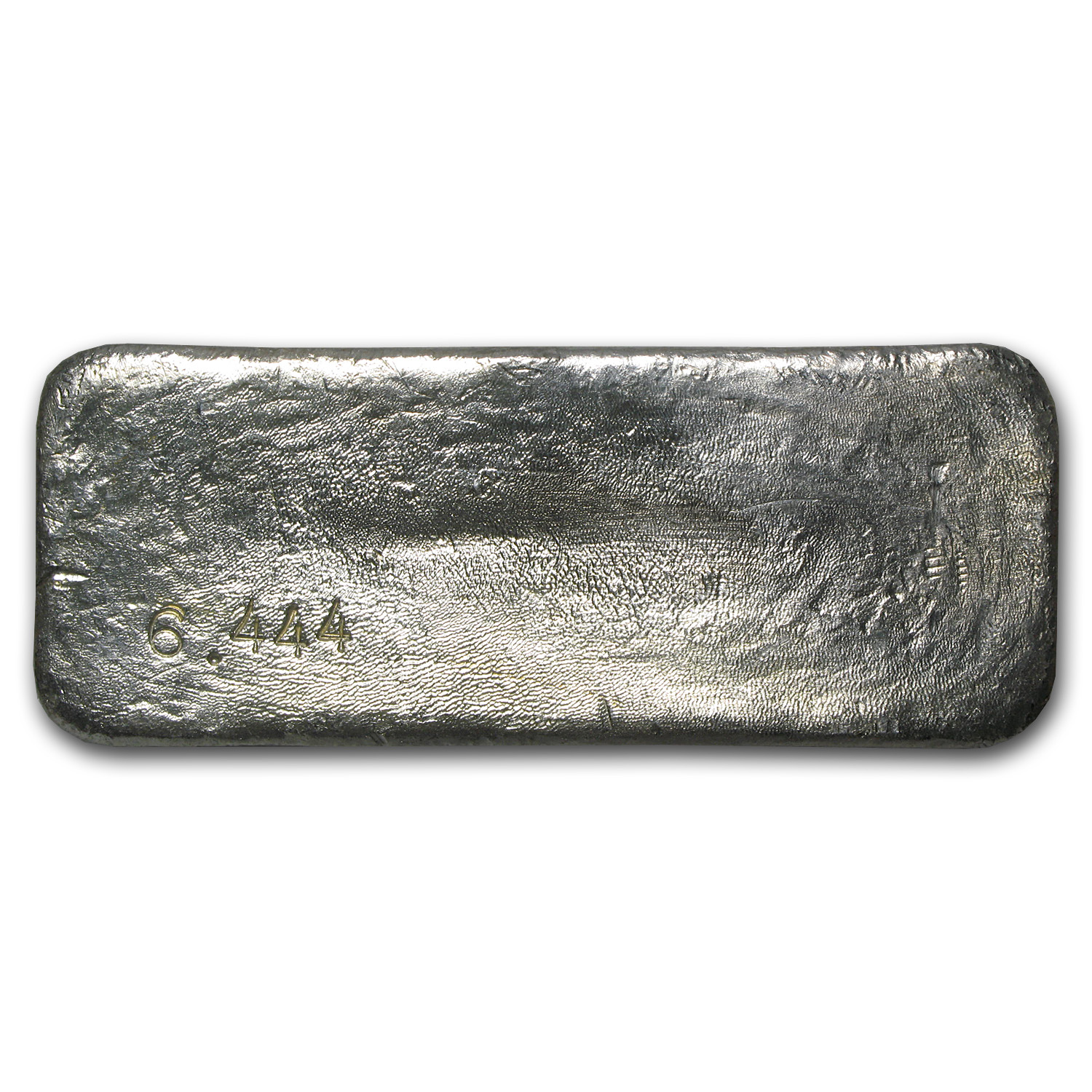 21.80 oz Silver Bar - Golden Analytical