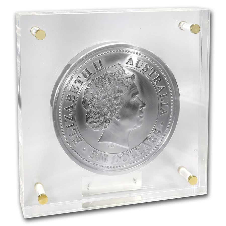 2006 10 kilo 321.5 oz Silver Lunar Year of the Dog (Series I)