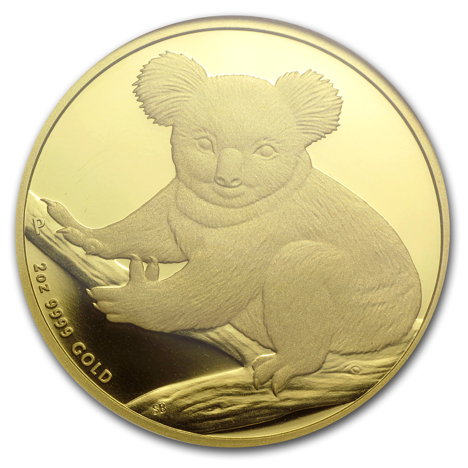 2009 2 oz Proof Australian Gold Koala PF-69 NGC