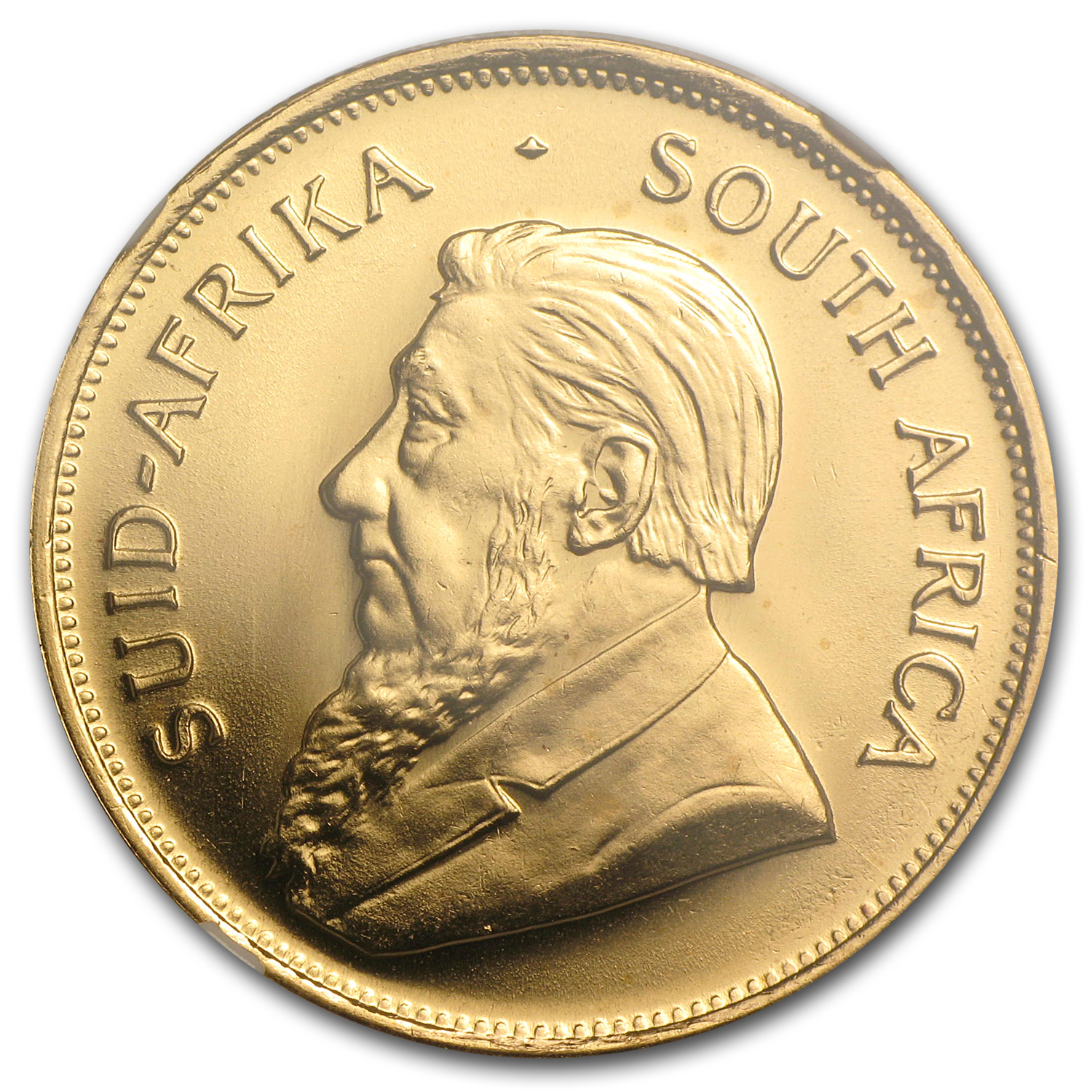 1991 South Africa 1 oz Gold Krugerrand MS-68 NGC
