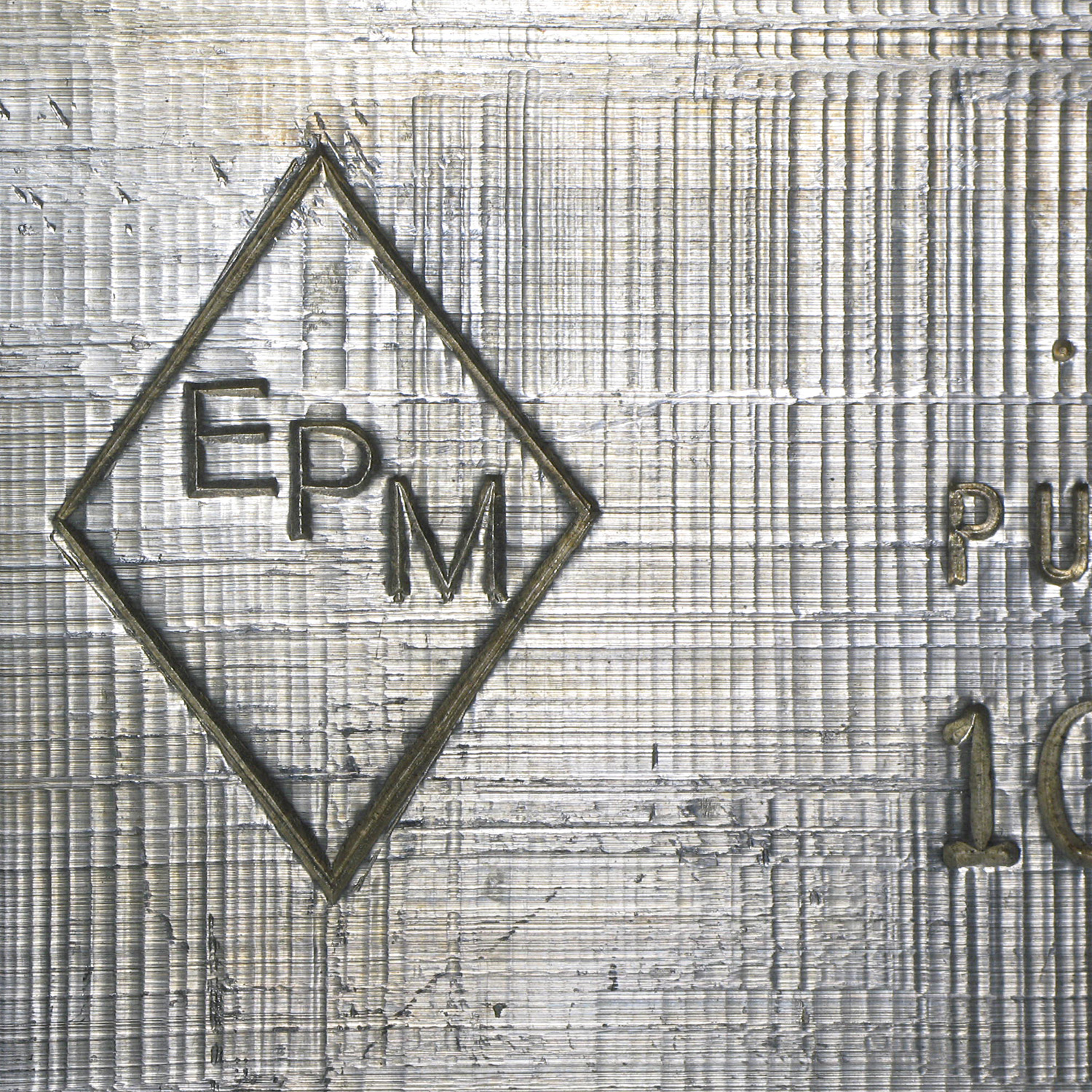 100.05 oz Silver Bars - EPM Silver Bar