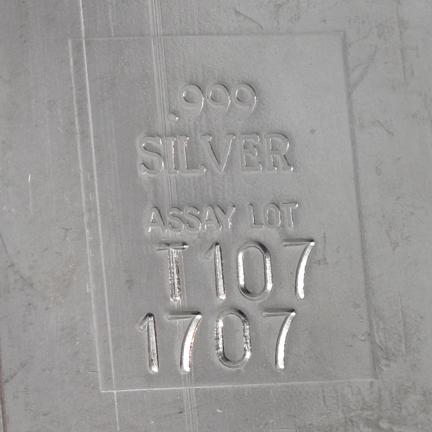 100 oz Silver Bars - A-Mark (Stackable)