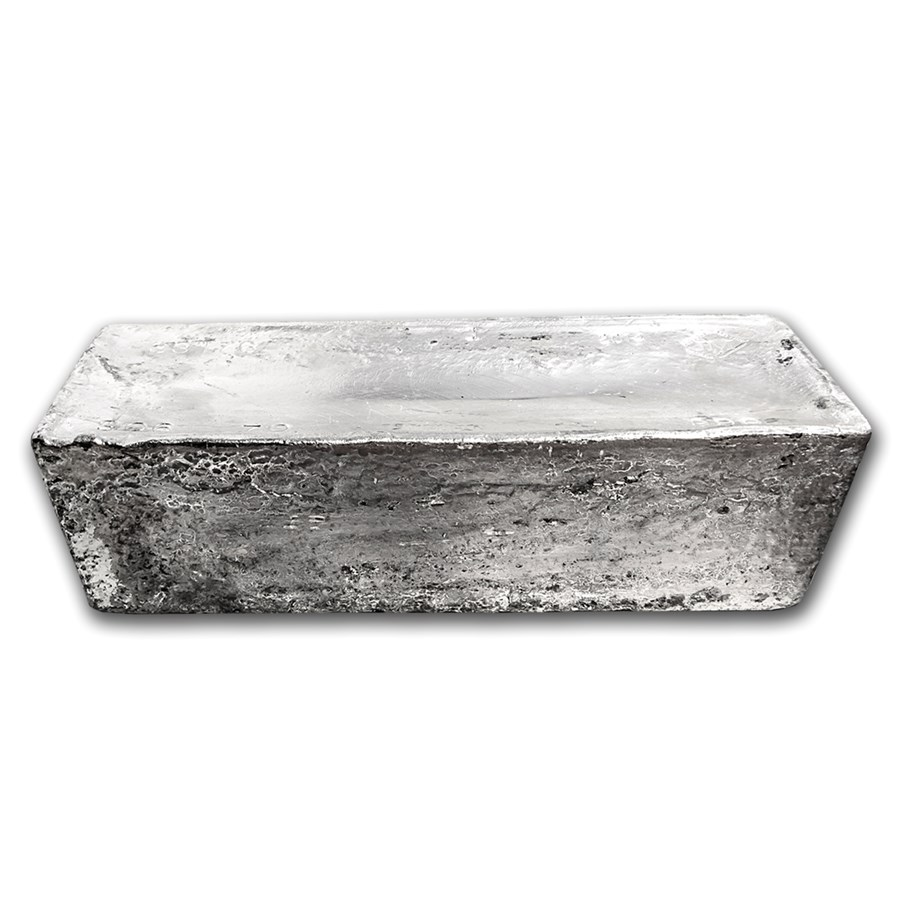 1000 Oz Silver Bar Comex Deliverable Gold Silver
