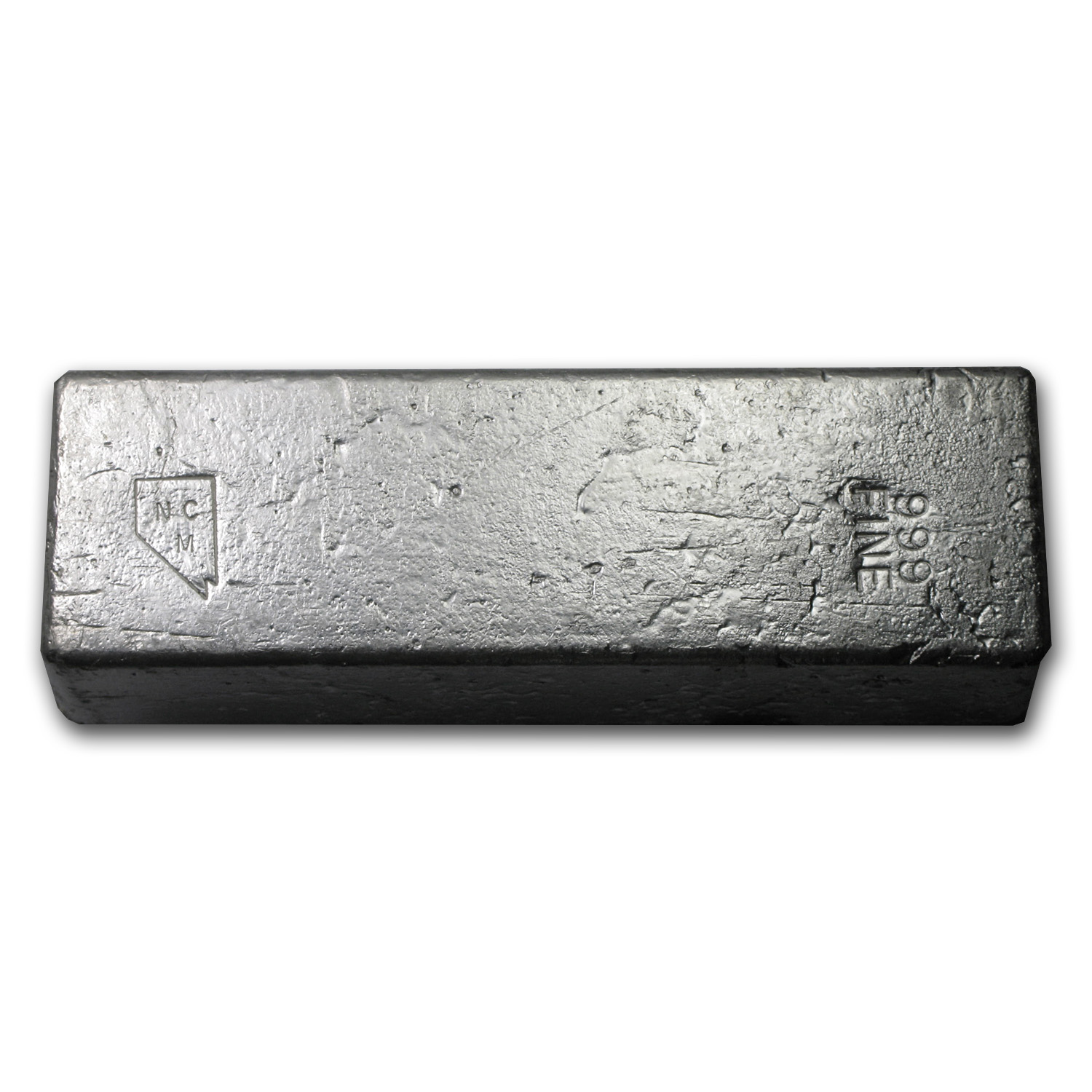 101.00 oz Silver Bars - Nevada Coin Mart