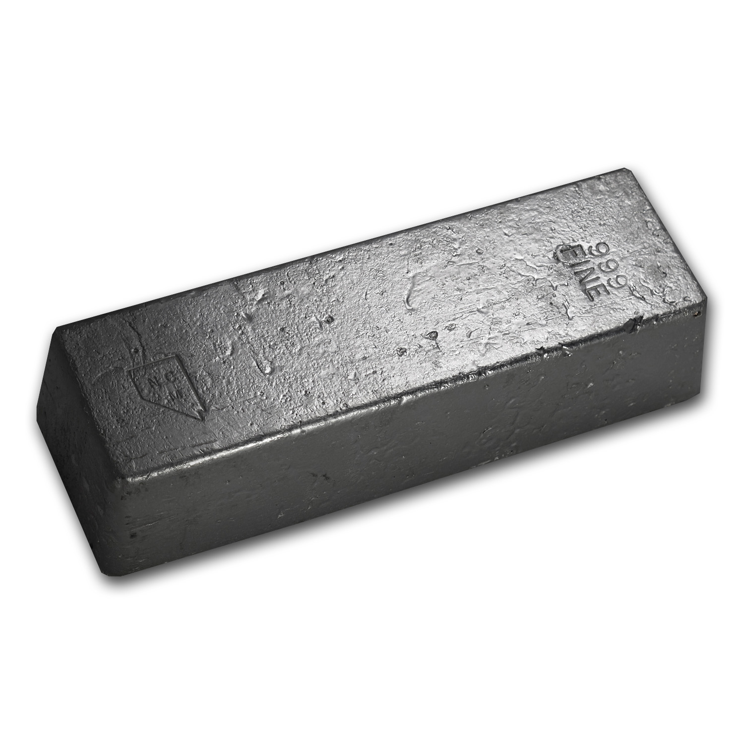 101.00 oz Silver Bar - Nevada Coin Mart