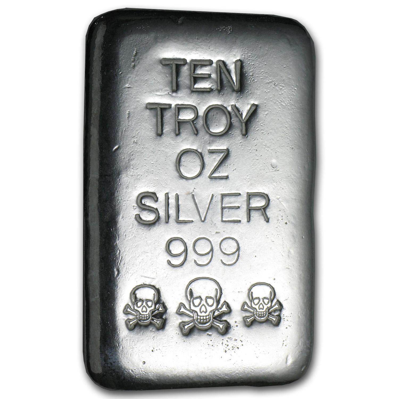 1 Oz Silver Bar Bezel