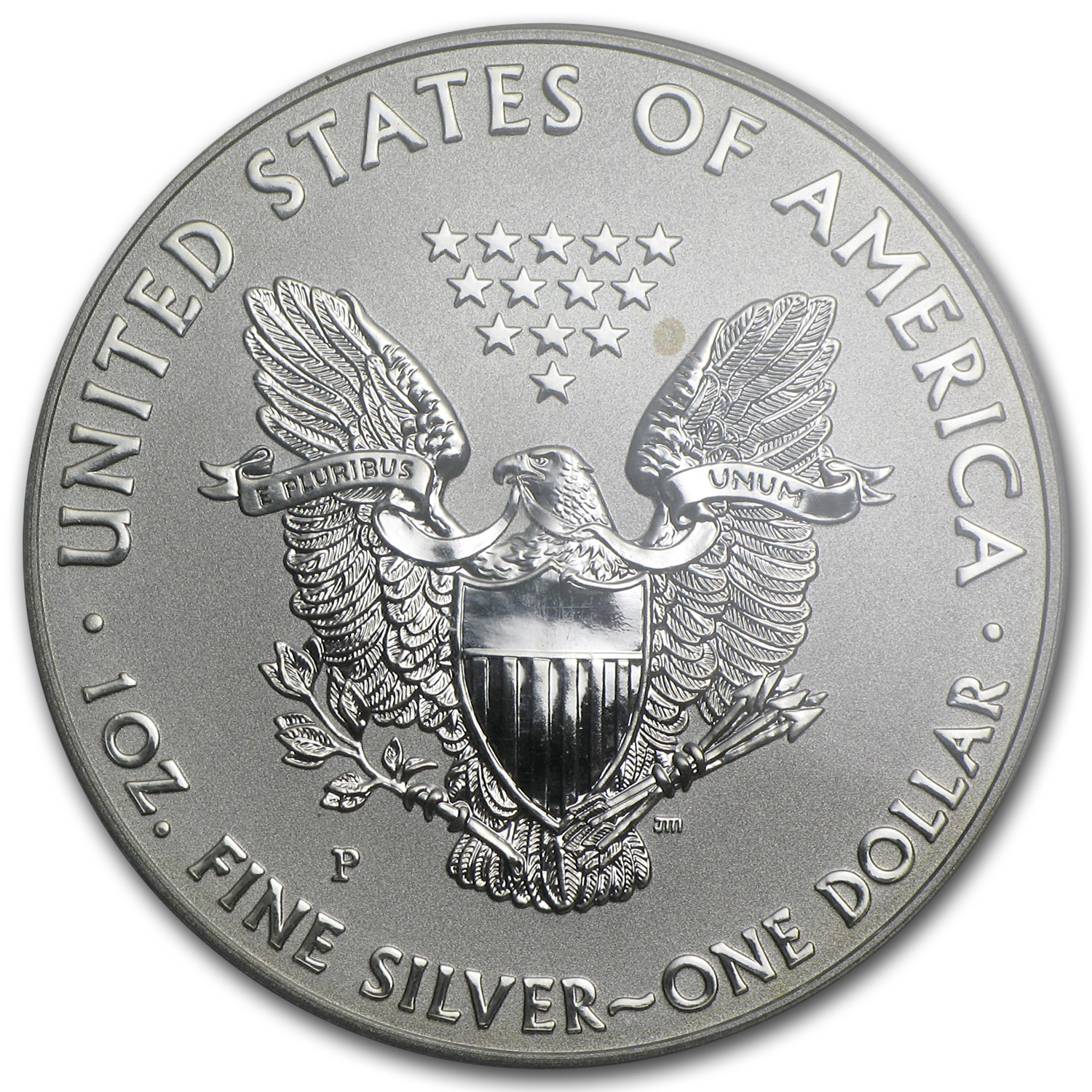 2011-P (Reverse Proof) Silver Eagle PR-69 PCGS