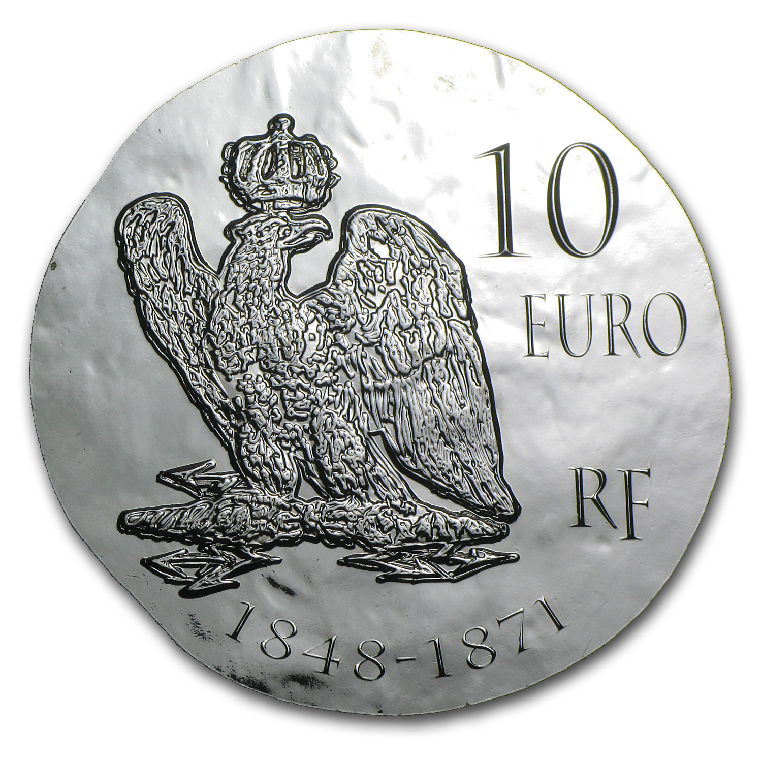 2014 10 Euro Silver Proof Legendary Collection - Napoleon III