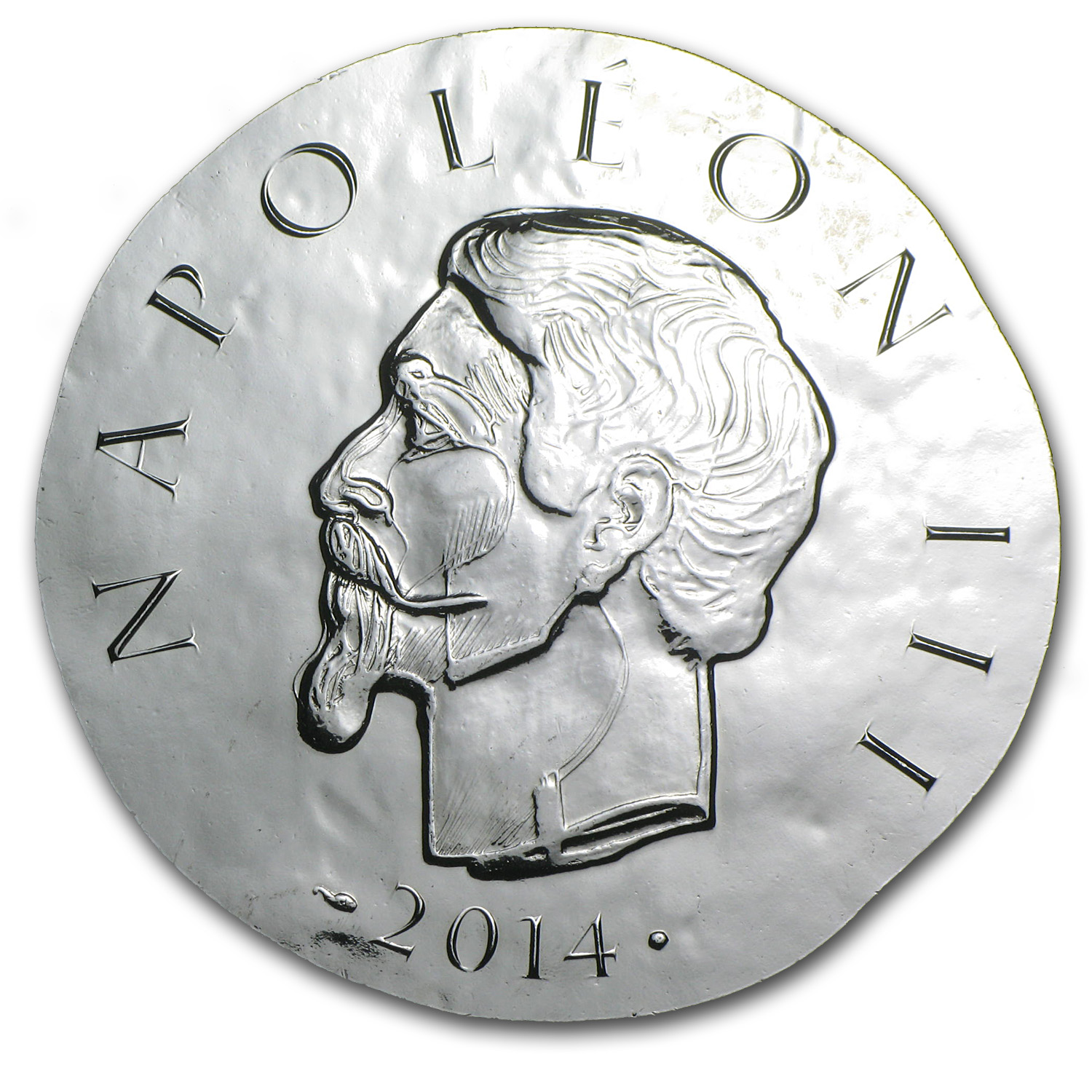 2014 France Silver €10 Legendary Collection Proof (Napoleon III)