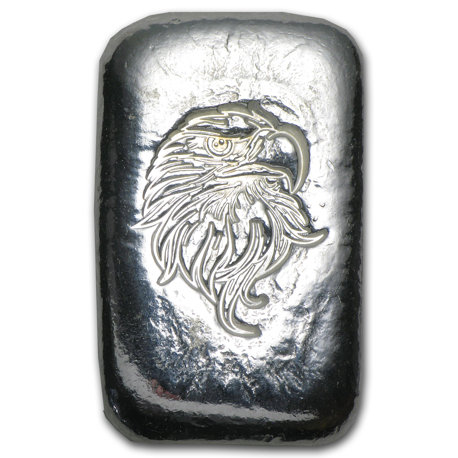 1 oz Silver Bar - Atlantis Mint (Eagle Head)